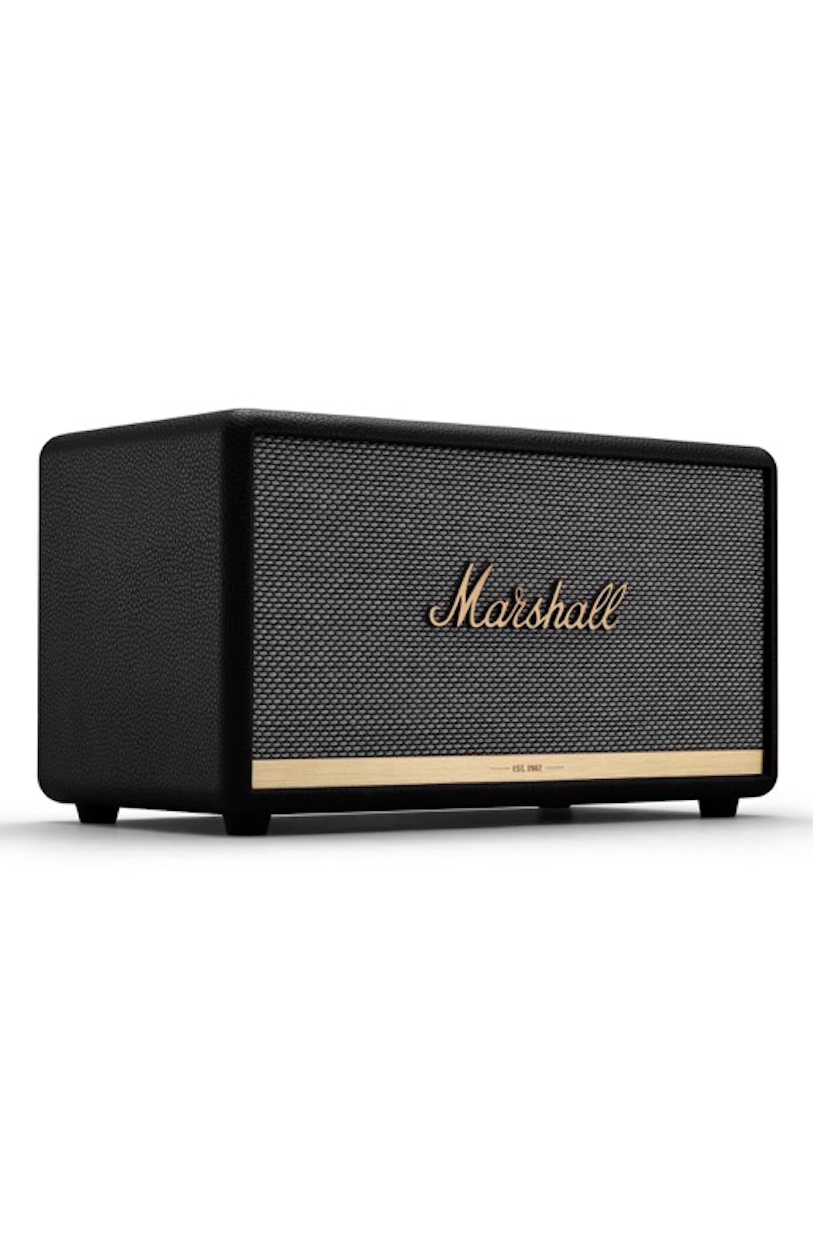 MARSHALL,                             Stanmore II Bluetooth<sup>®</sup> Speaker,                             Alternate thumbnail 5, color,                             BLACK