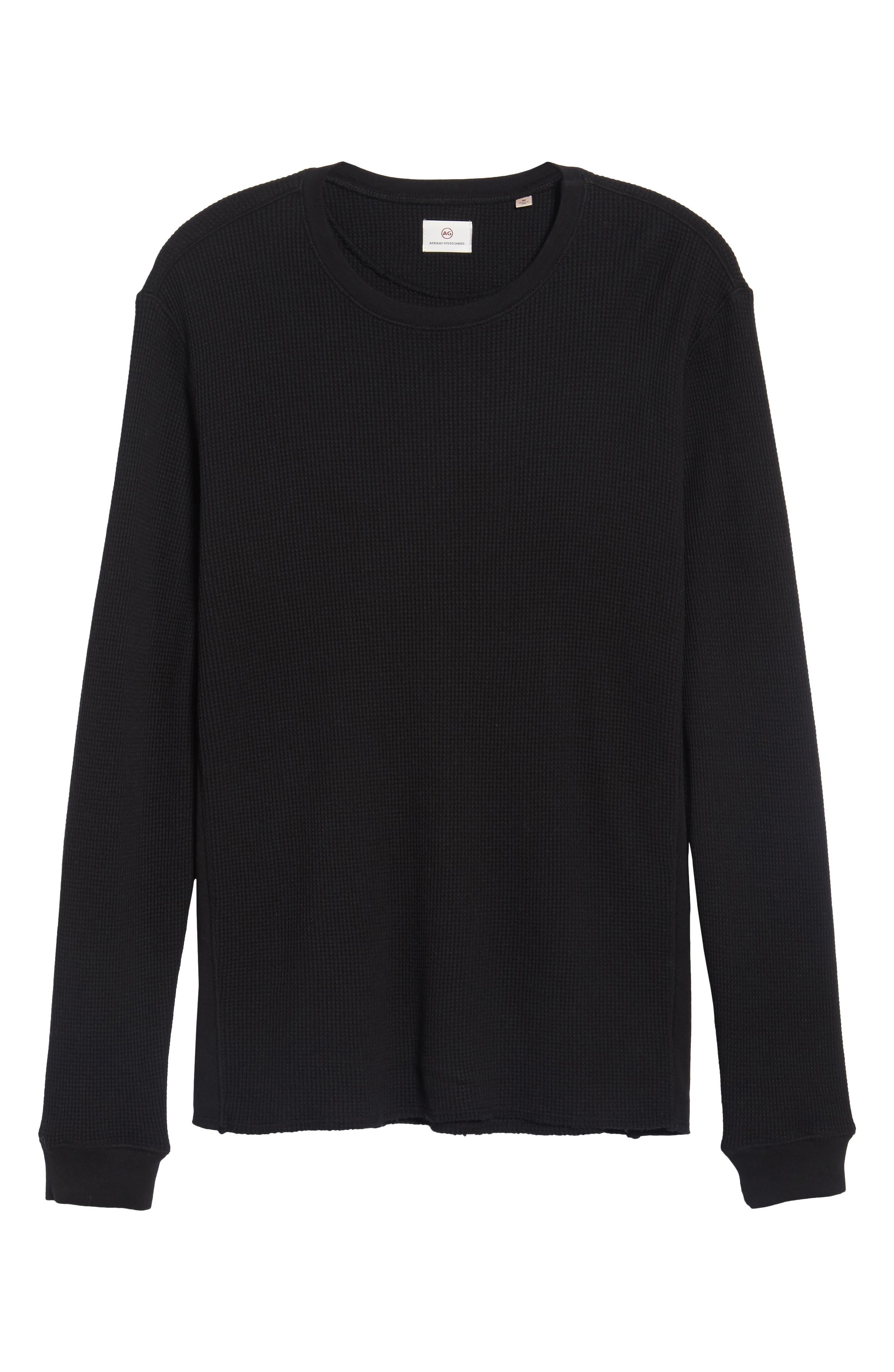 Travis Slim Fit Long Sleeve T-Shirt,                             Alternate thumbnail 6, color,                             005