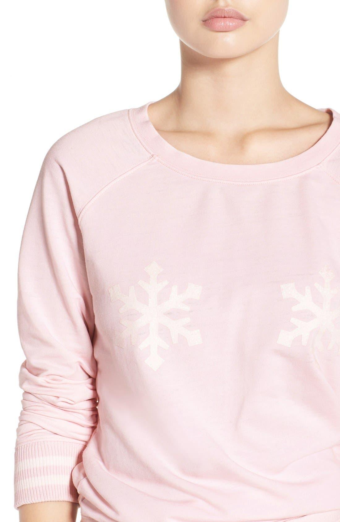 Burnout Lounge Sweatshirt,                             Alternate thumbnail 250, color,