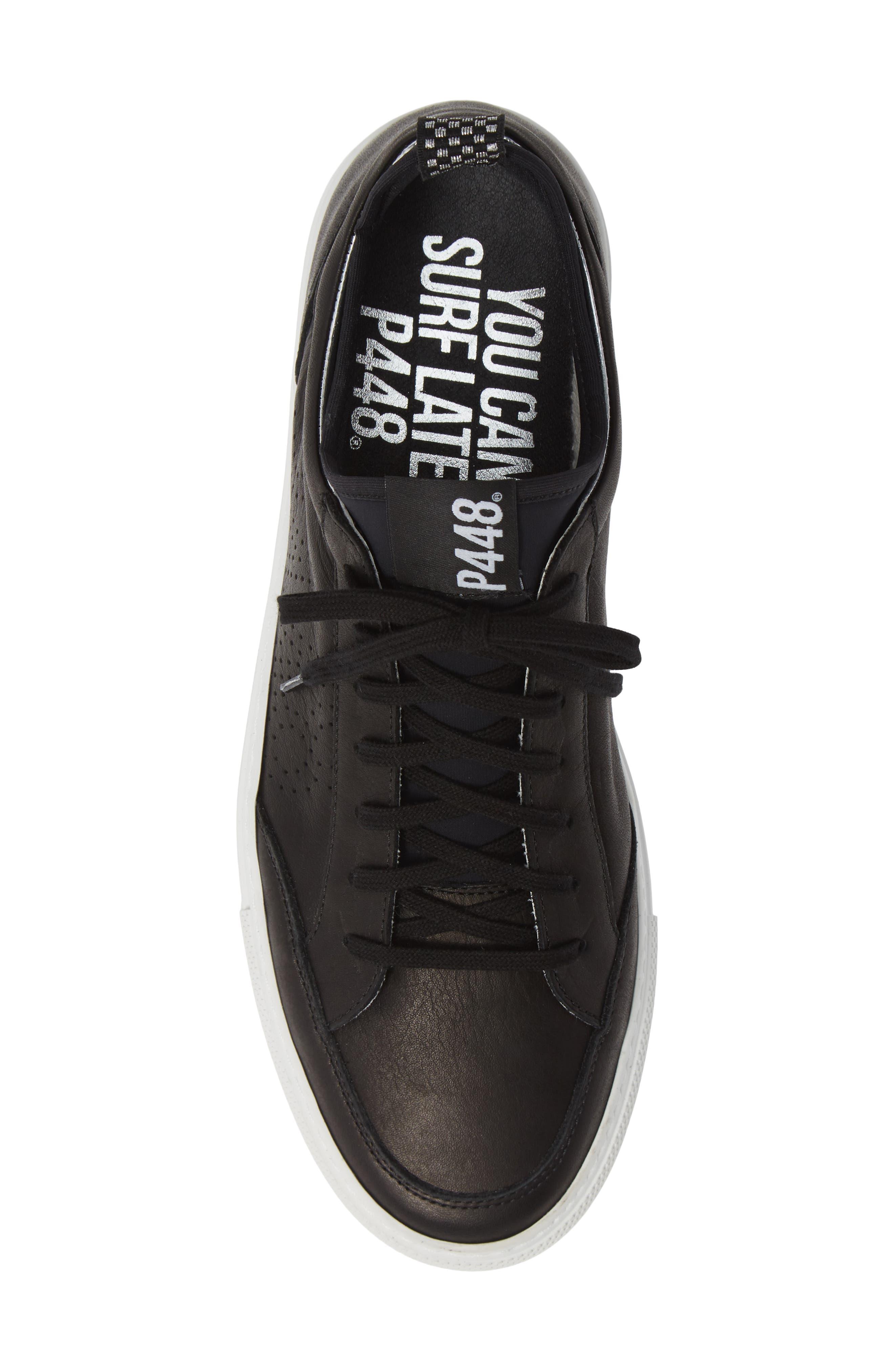 Absohosocks Sneaker,                             Alternate thumbnail 5, color,                             BLACK