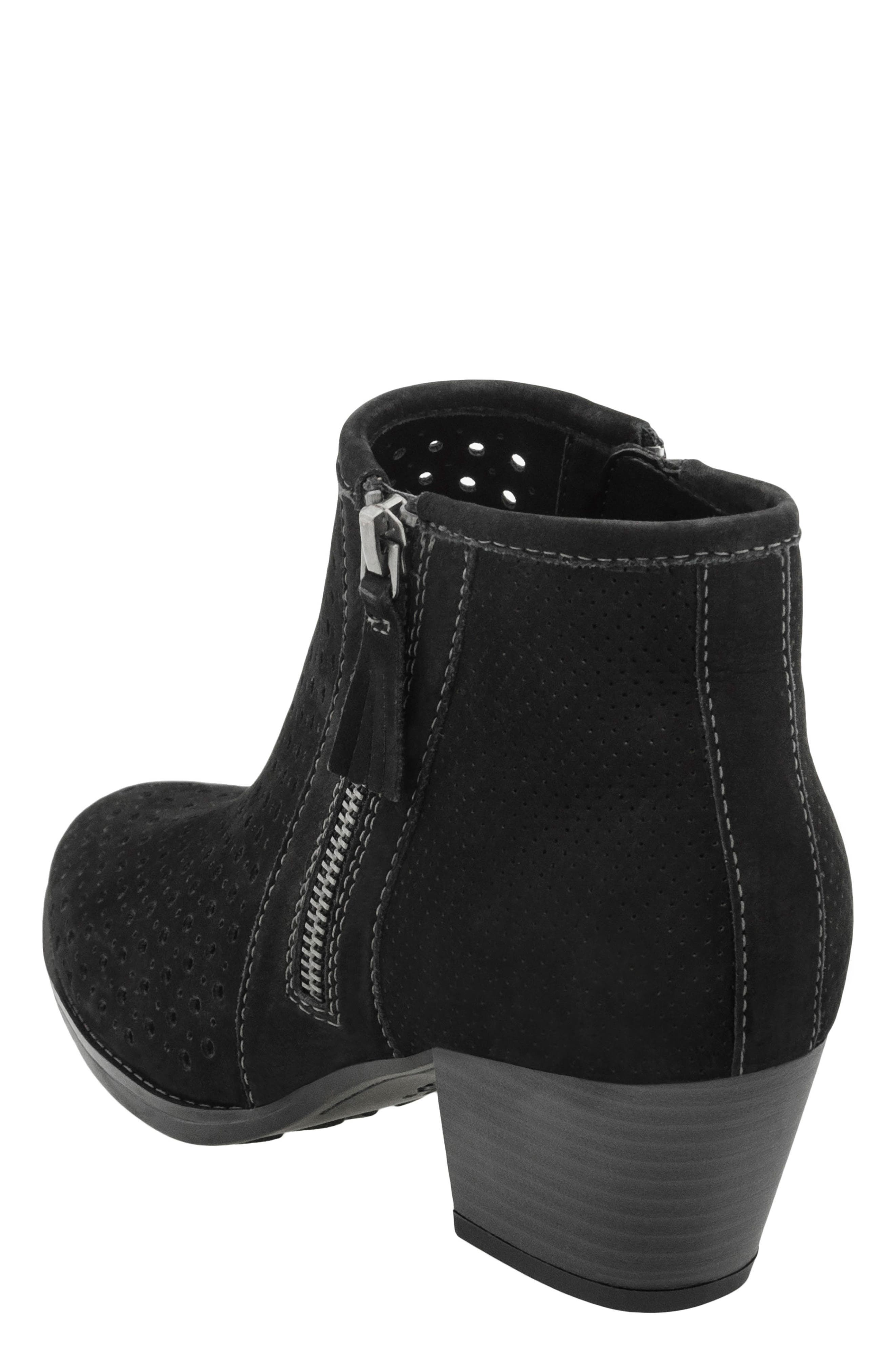 Pineberry Bootie,                             Alternate thumbnail 4, color,