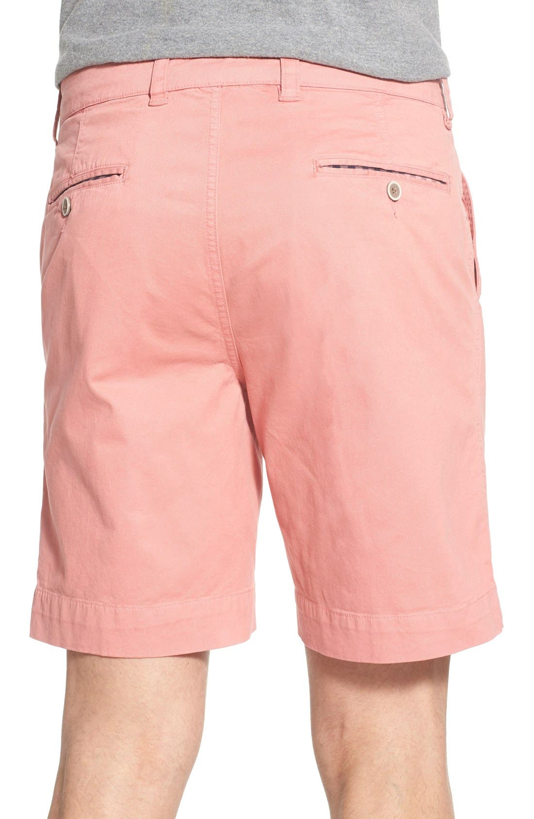 'Sunny' Stretch Chino Shorts,                             Alternate thumbnail 18, color,