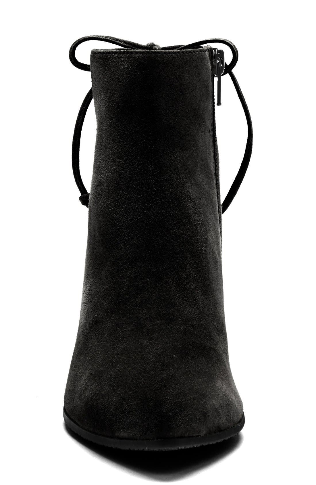 Tiana Waterproof Pointy Toe Bootie,                             Alternate thumbnail 5, color,
