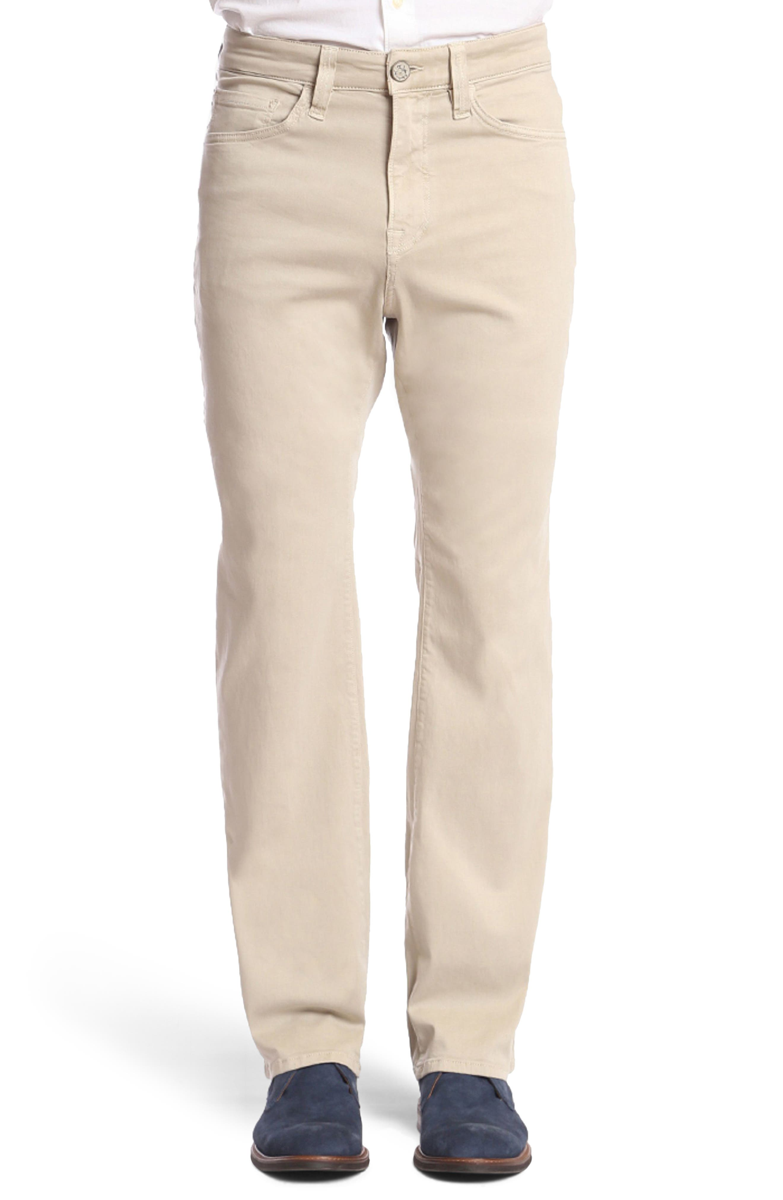 Charisma Relaxed Fit Jeans,                         Main,                         color, STONE TWILL