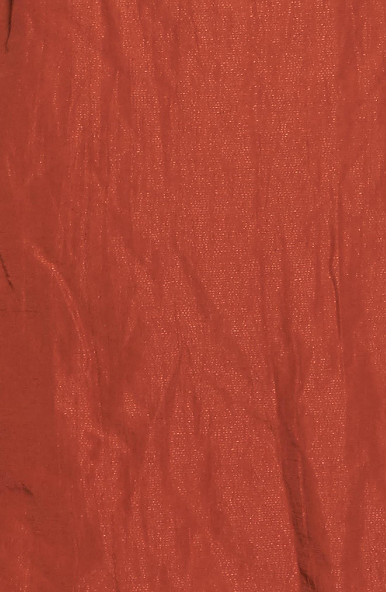 Notch Collar Long Jacket,                             Alternate thumbnail 6, color,                             620