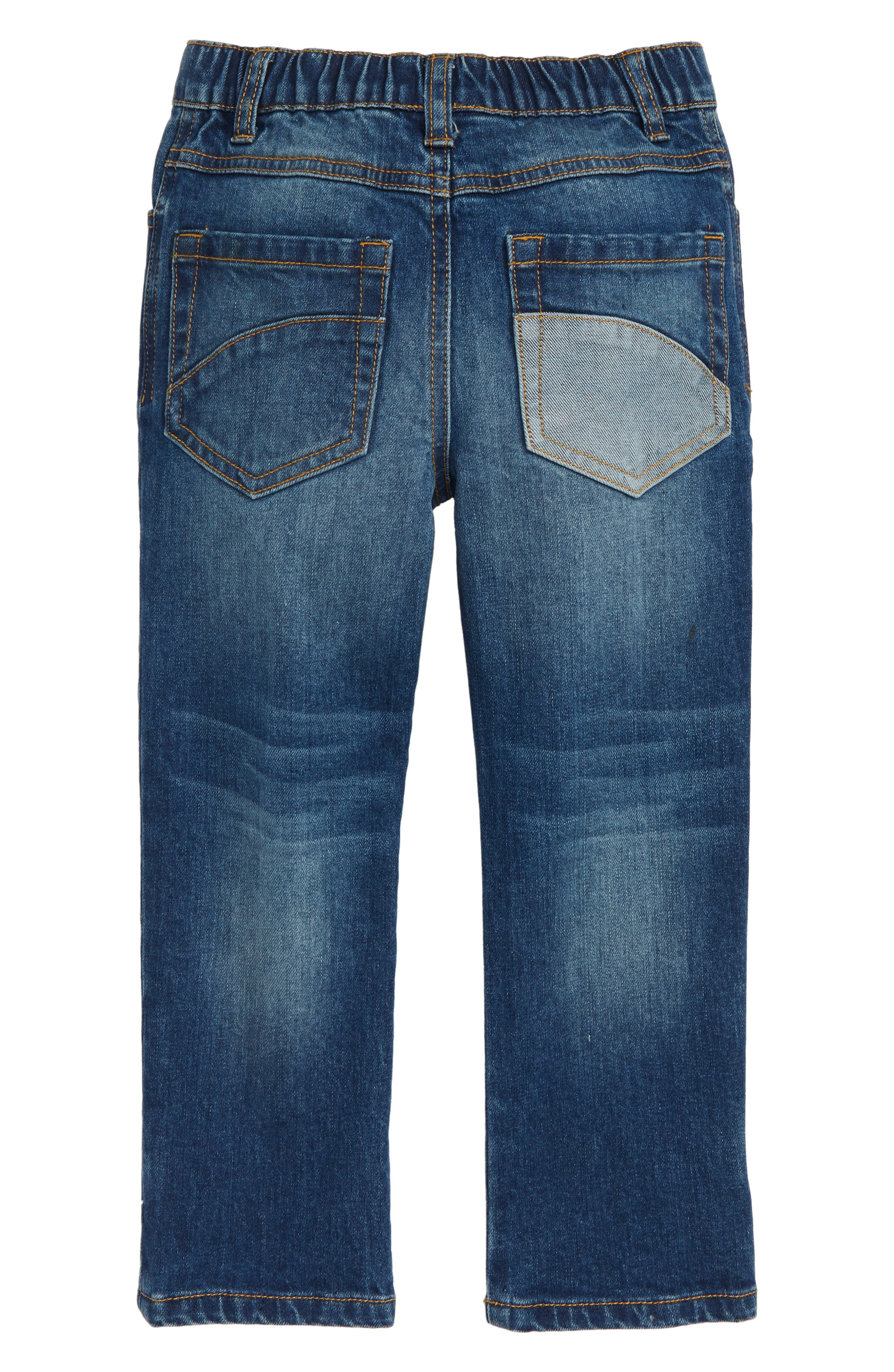 Distressed Jeans,                             Alternate thumbnail 2, color,                             401