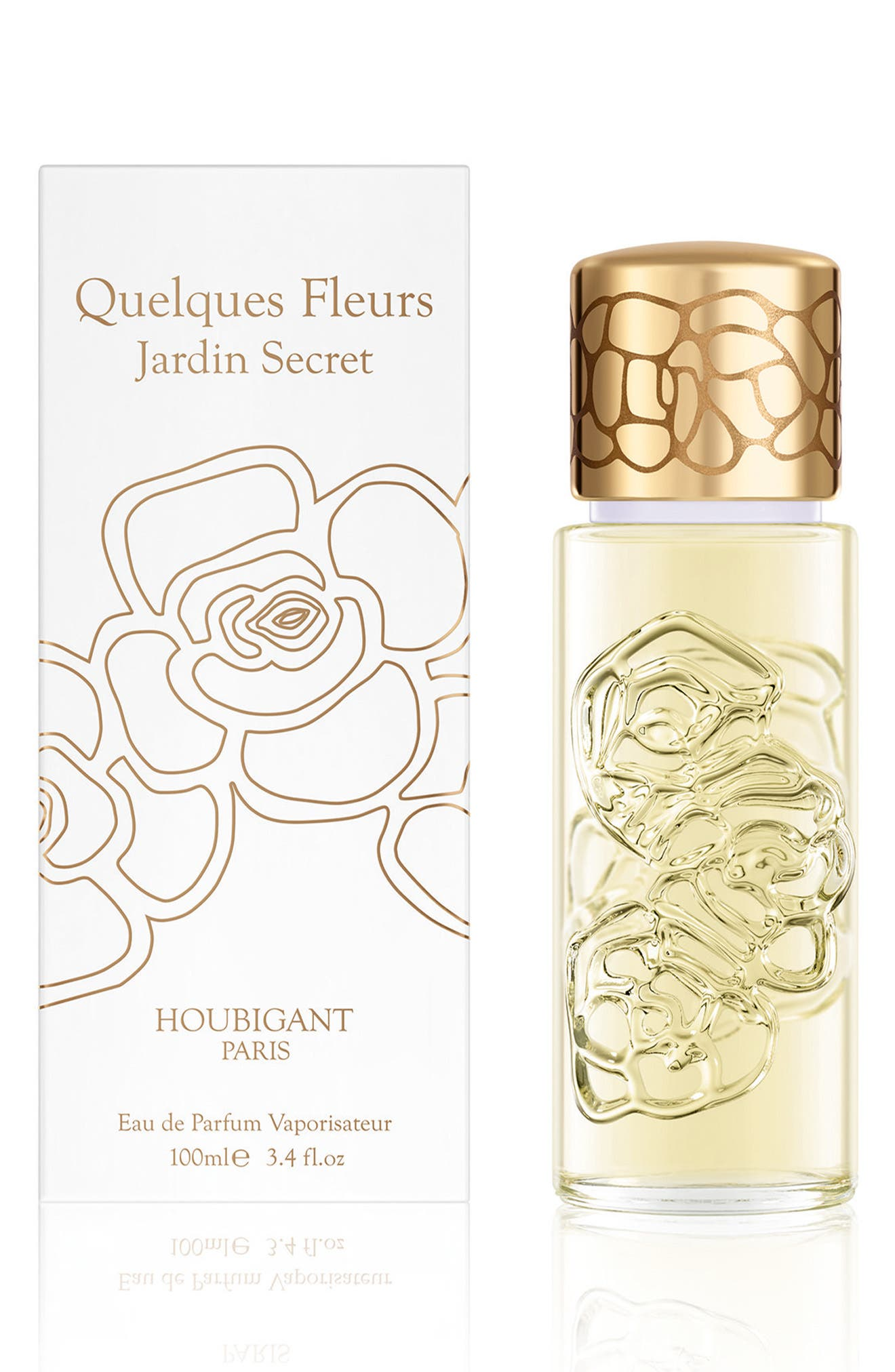 Quelques Fleurs Jardin Secret Eau de Parfum Spray,                             Alternate thumbnail 2, color,                             NO COLOR