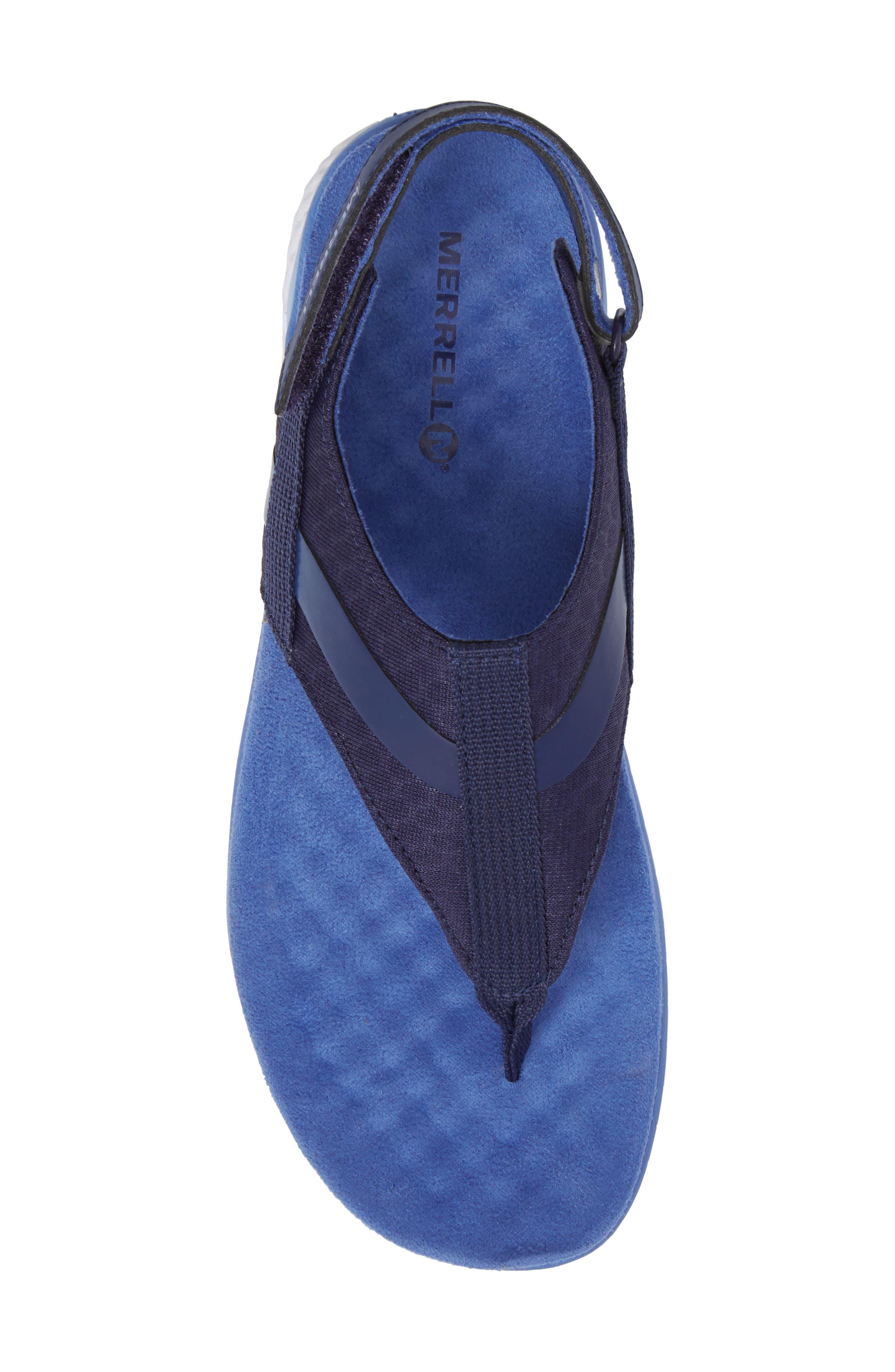 1SIX8 Linna Slide Air Cushion+ Sandal,                             Alternate thumbnail 19, color,