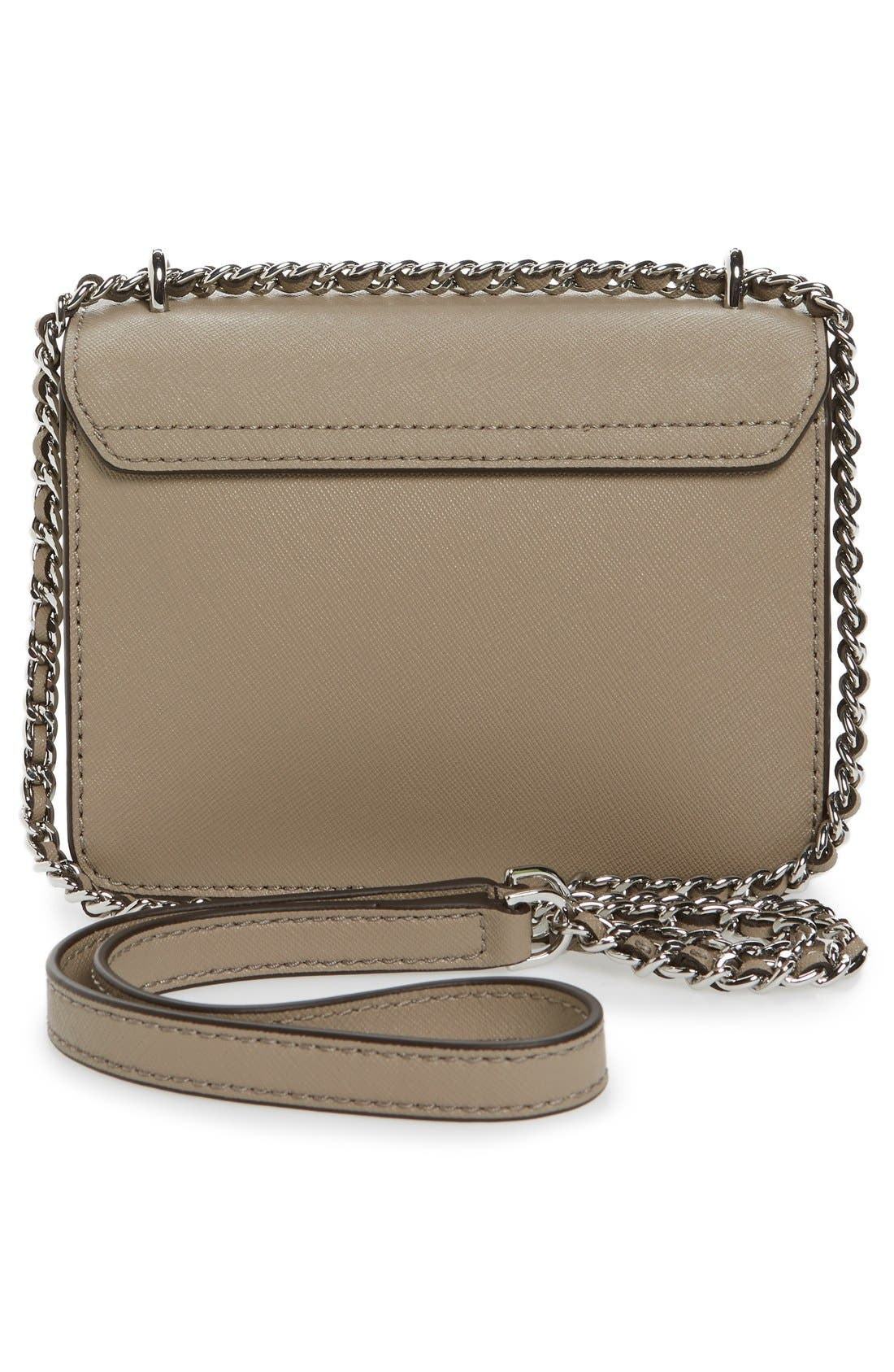 Mini Robinson Convertible Leather Shoulder Bag,                             Alternate thumbnail 2, color,                             036
