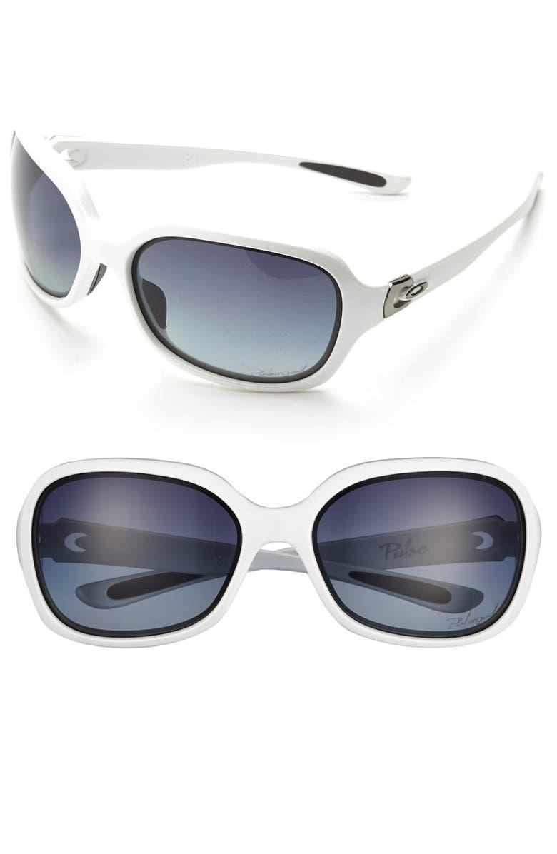 9d10724ebf7 Oakley  Pulse  61mm Polarized Sunglasses