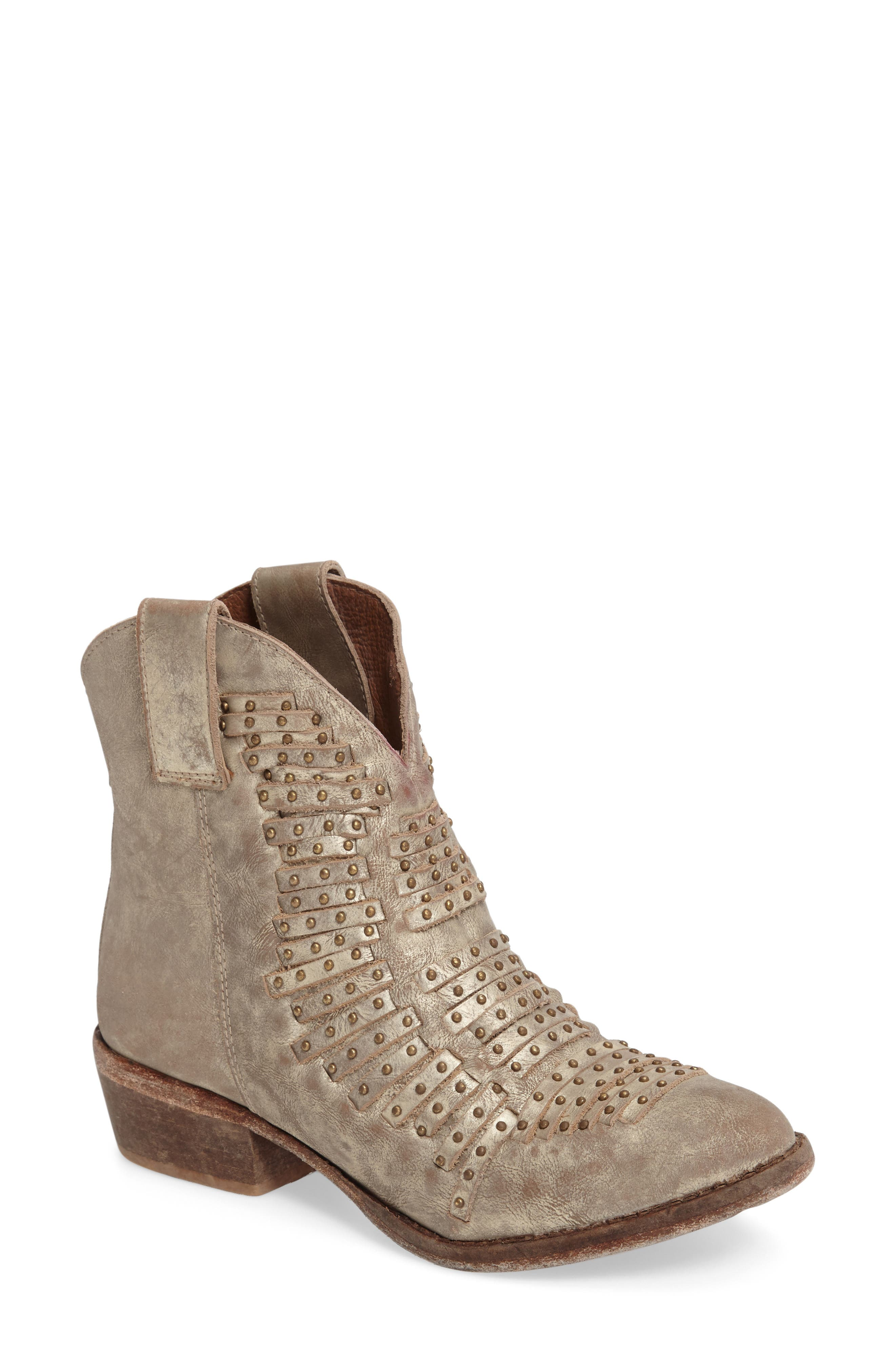 MATISSE Foe Studded Bootie, Main, color, 712