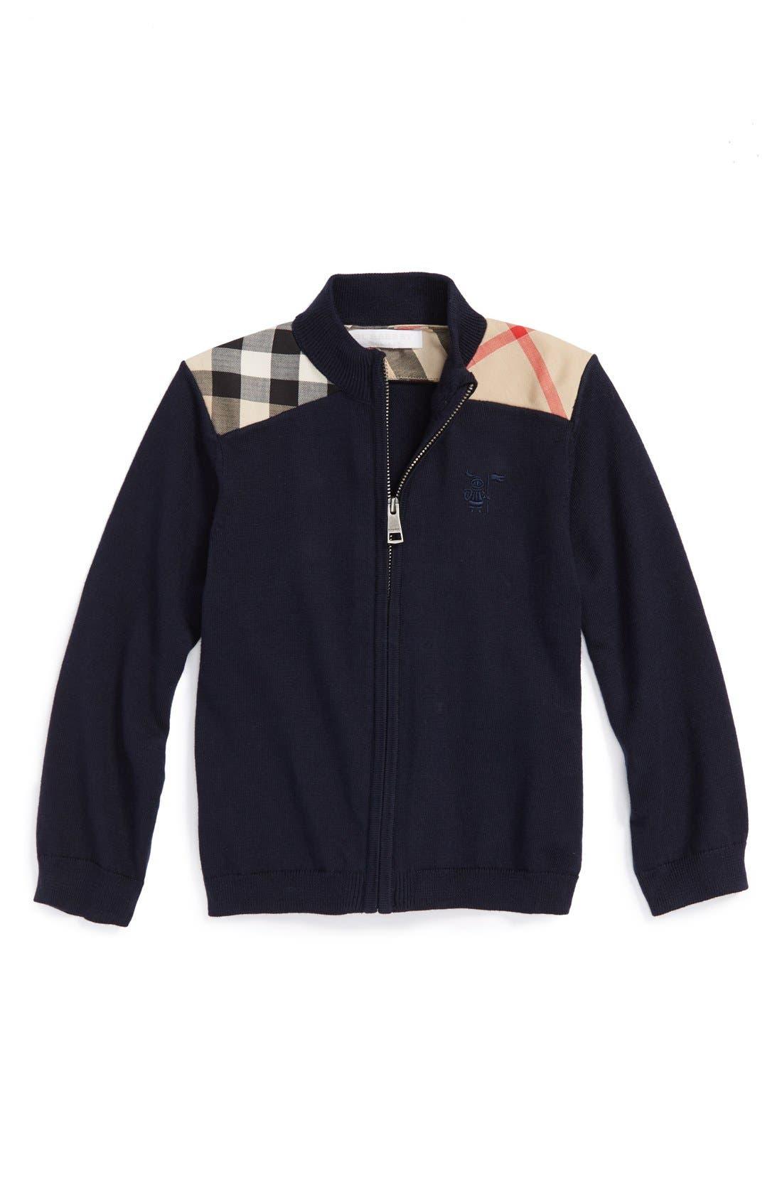 Full Zip Cardigan,                         Main,                         color,