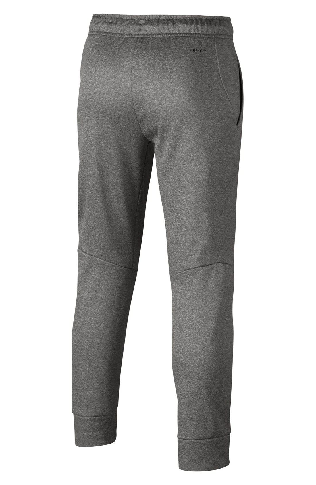 Therma-FIT Tapered Fleece Pants,                             Alternate thumbnail 10, color,