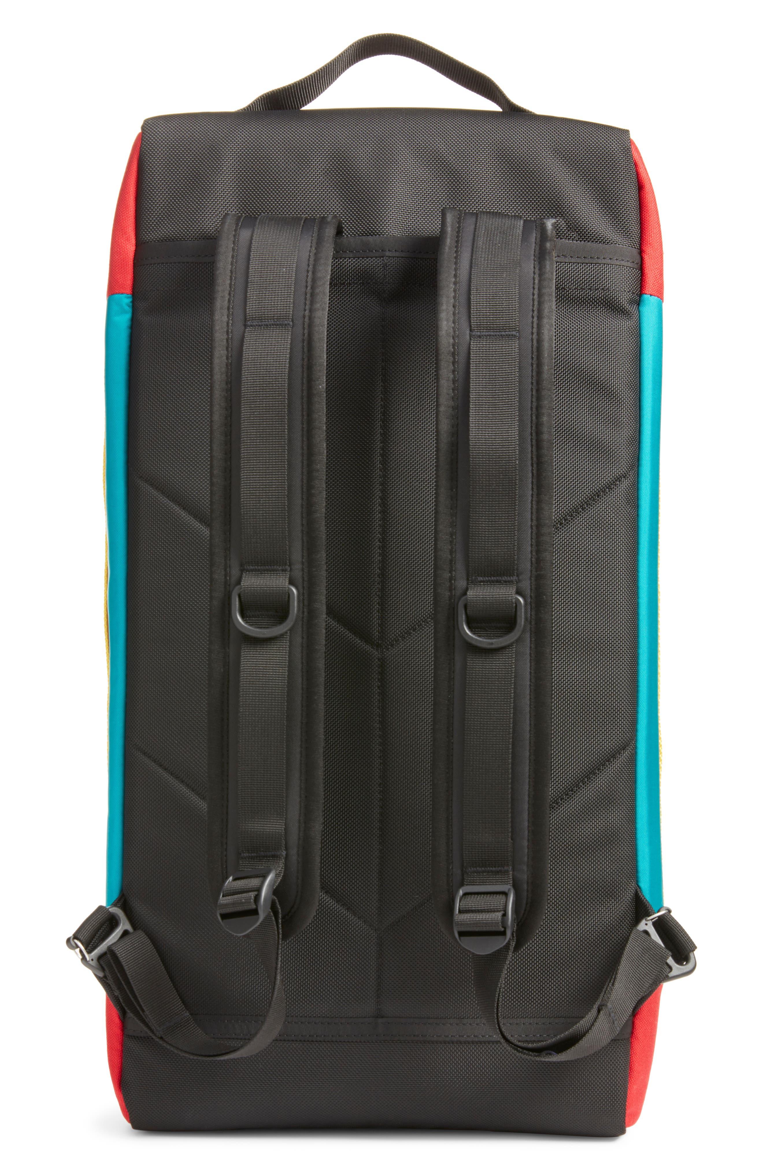 Mountain 40L Convertible Duffel Bag,                             Alternate thumbnail 6, color,                             600