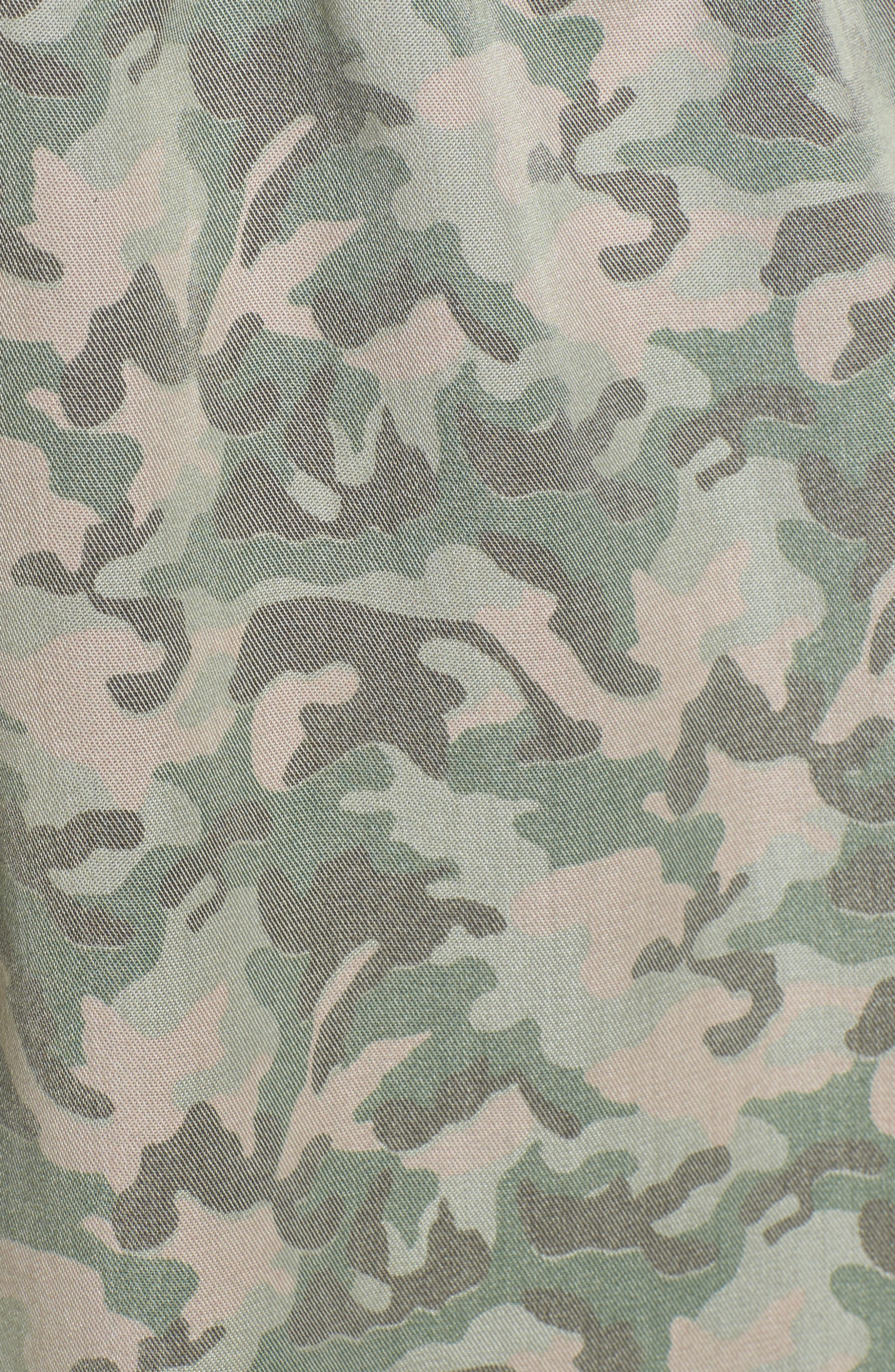 Embroidered Camo Jacket,                             Alternate thumbnail 6, color,                             303
