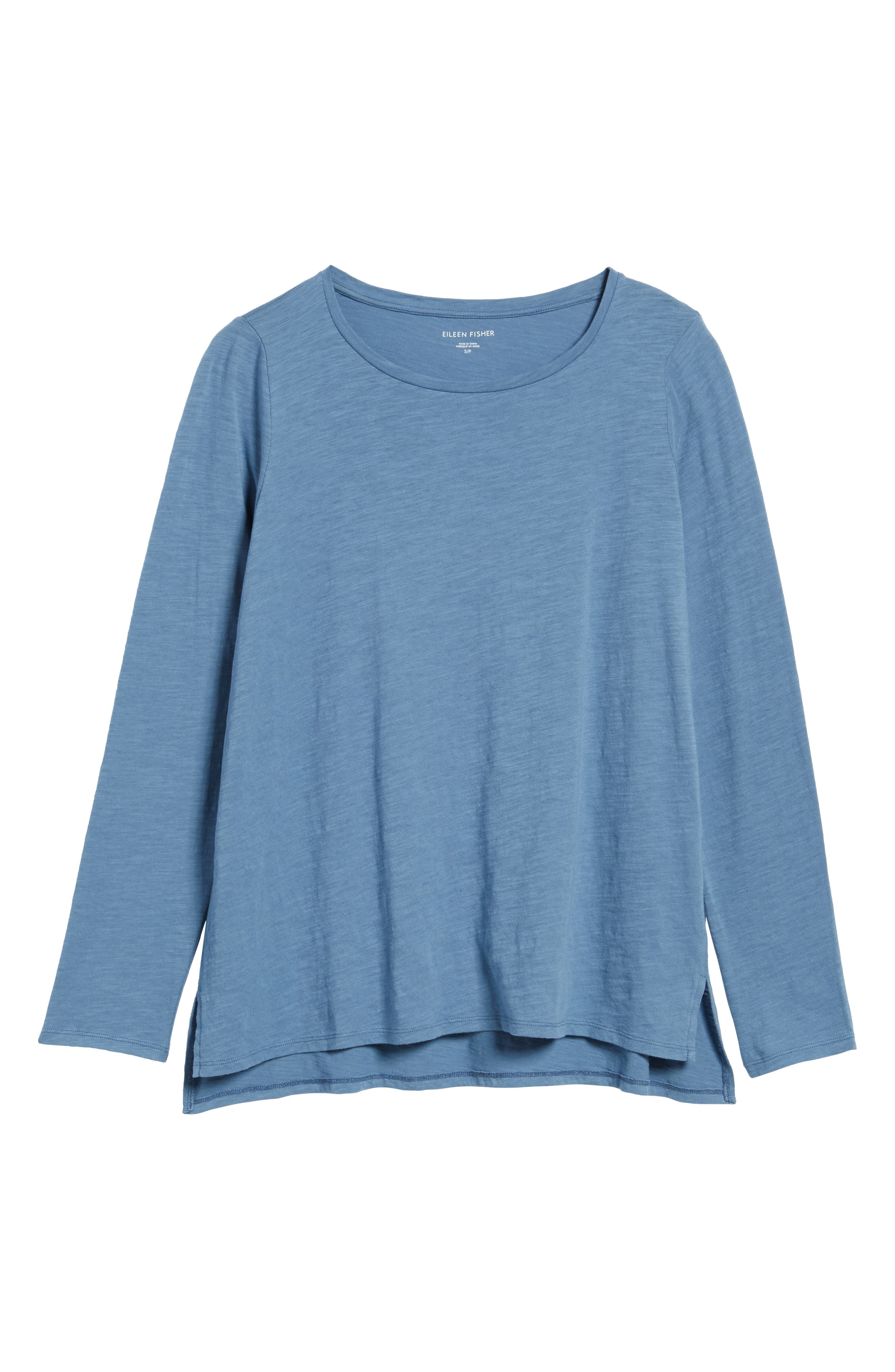 Organic Cotton Tee,                             Alternate thumbnail 23, color,