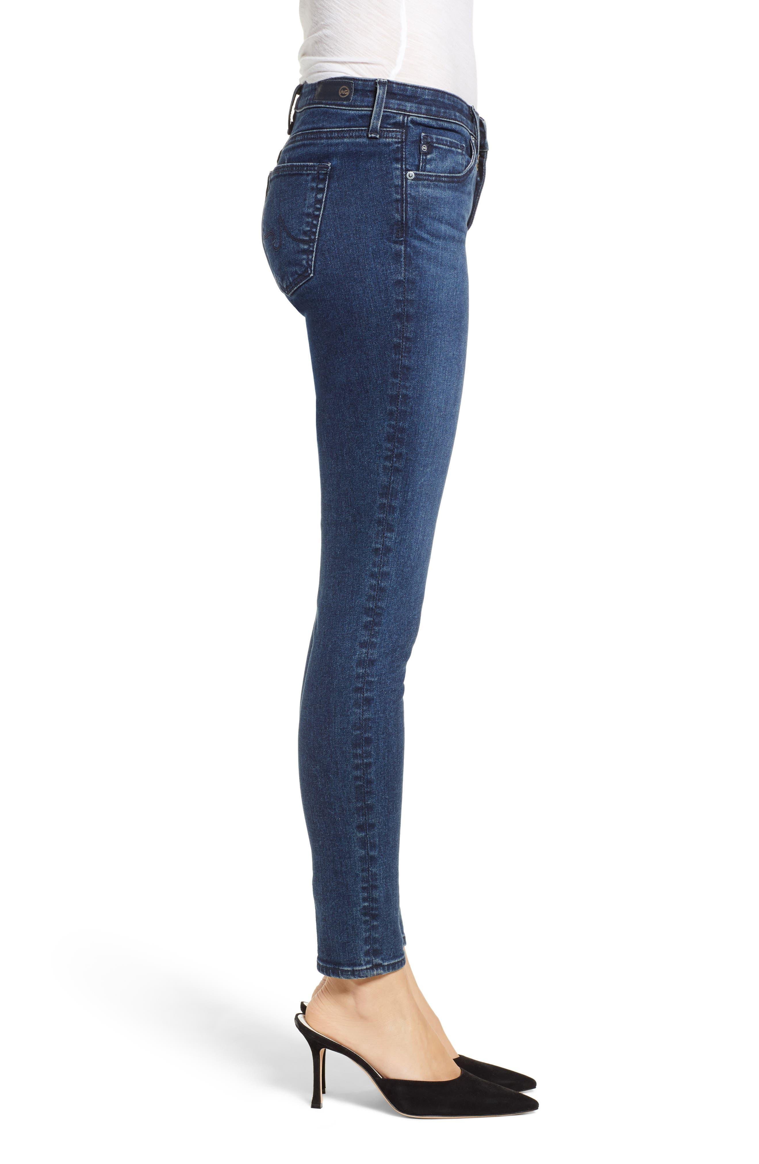 The Legging Ankle Super Skinny Jeans,                             Alternate thumbnail 40, color,