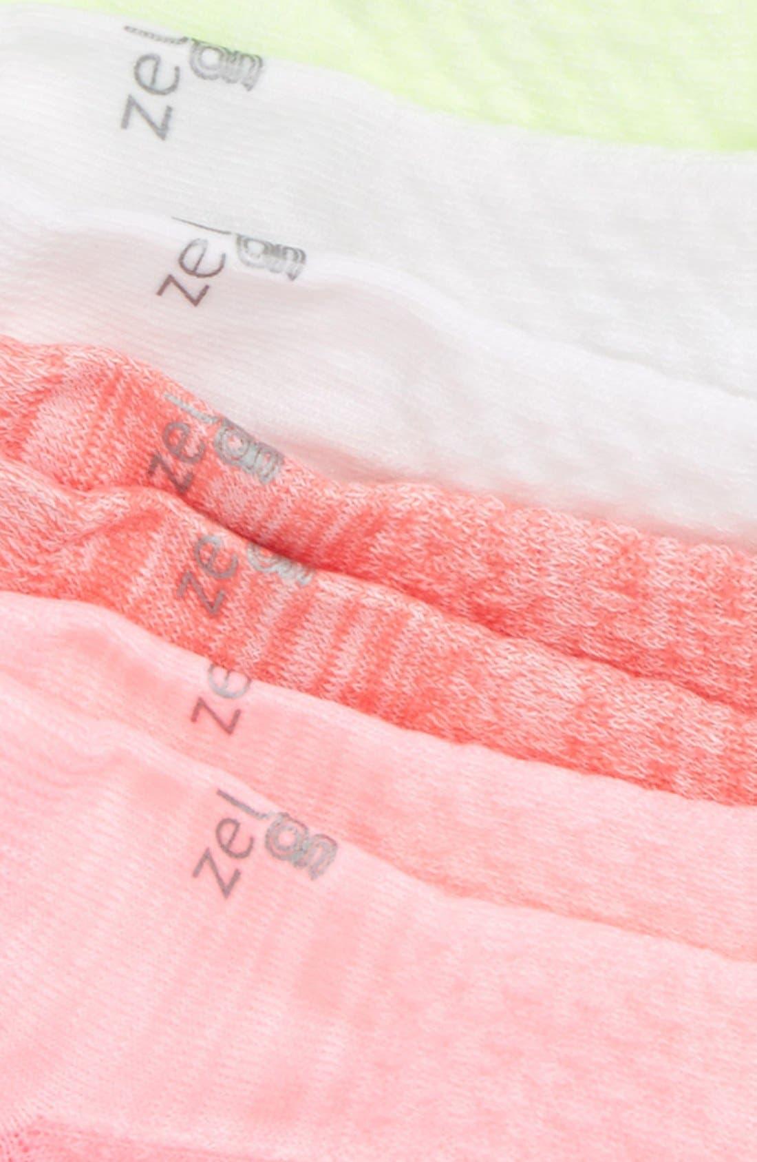 6-Pack Ankle Socks,                             Alternate thumbnail 23, color,