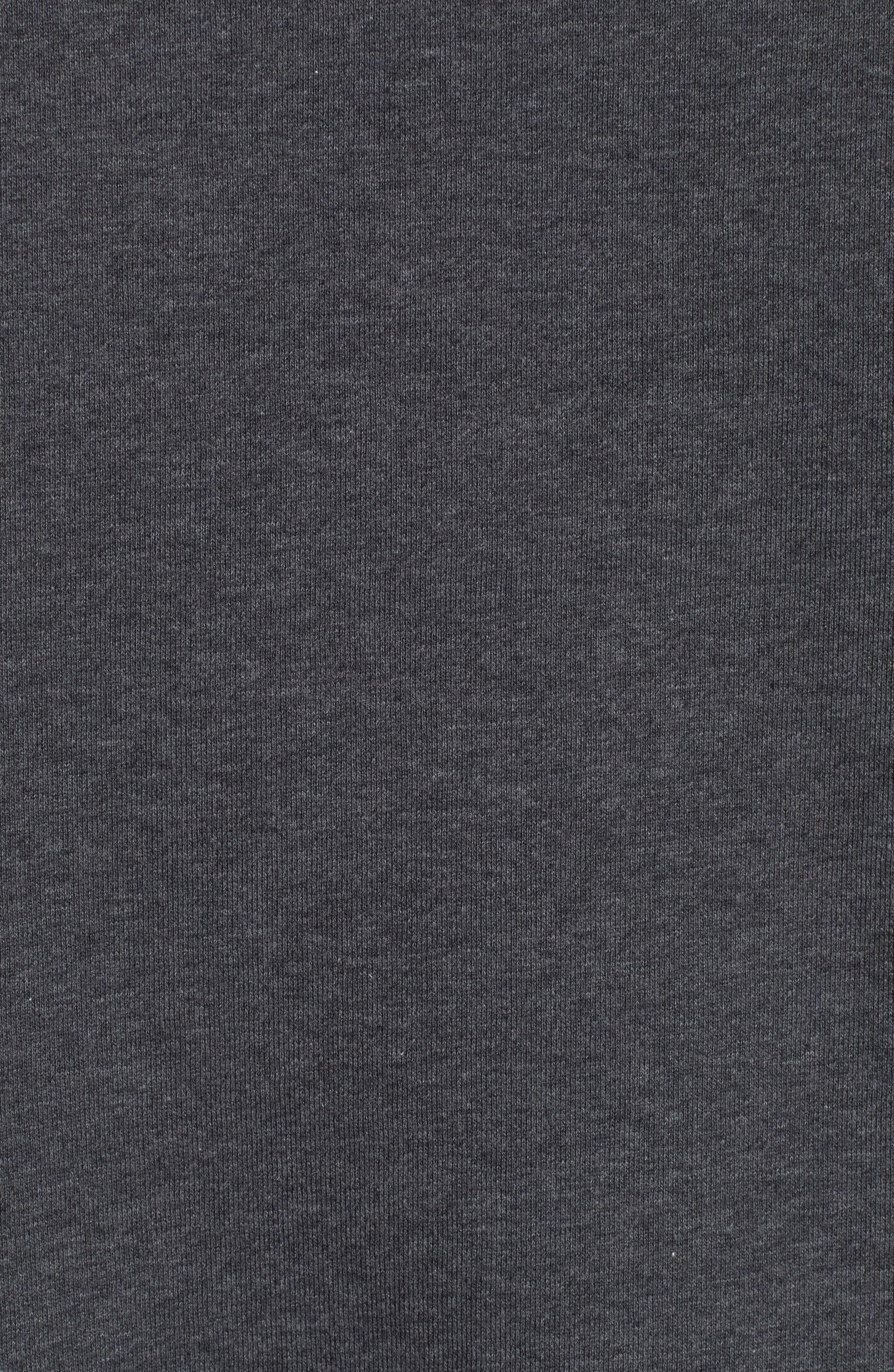 Logo Sweatshirt,                             Alternate thumbnail 5, color,                             GREY
