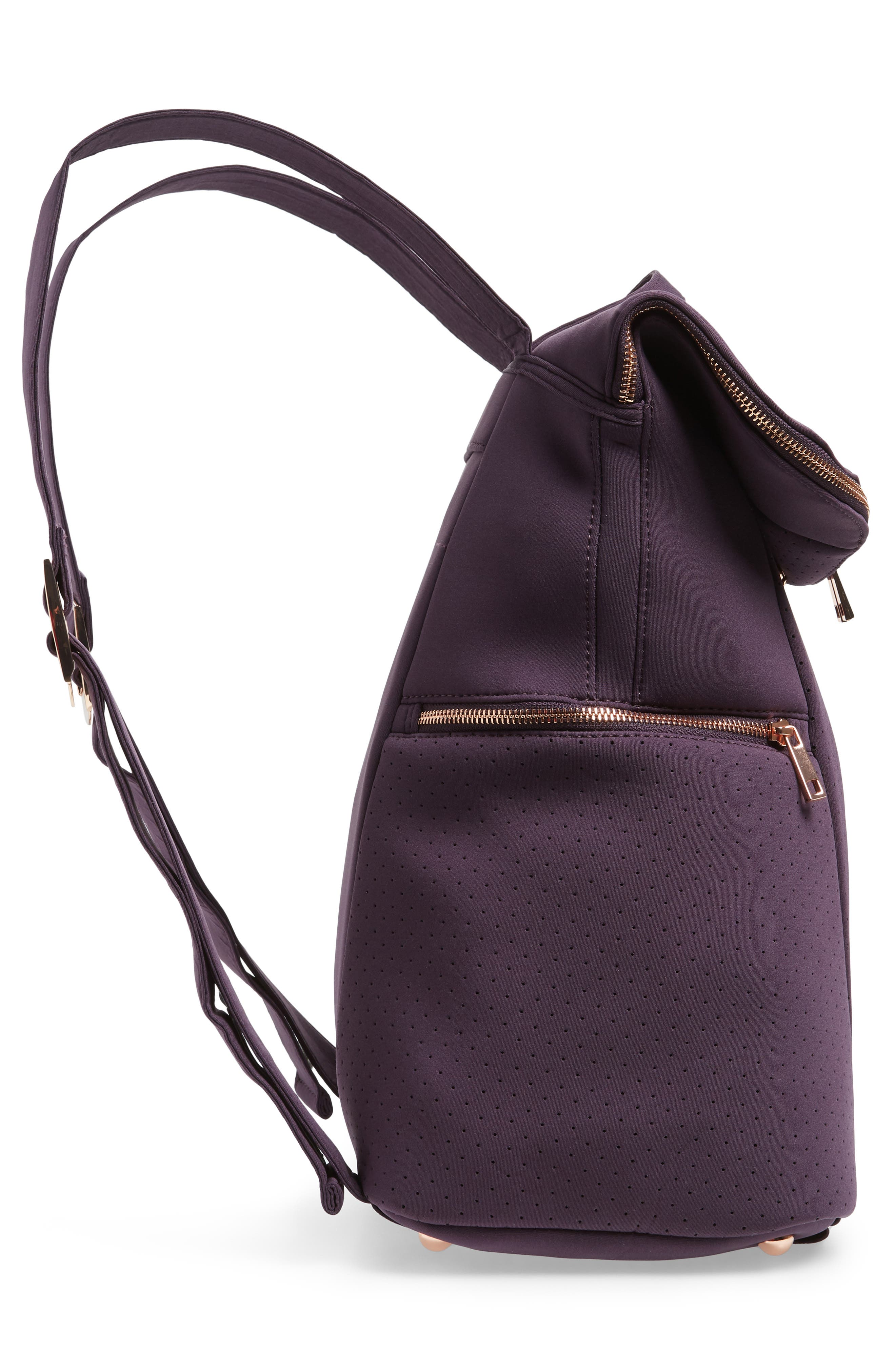 All Sport Backpack,                             Alternate thumbnail 5, color,                             AUBERGINE