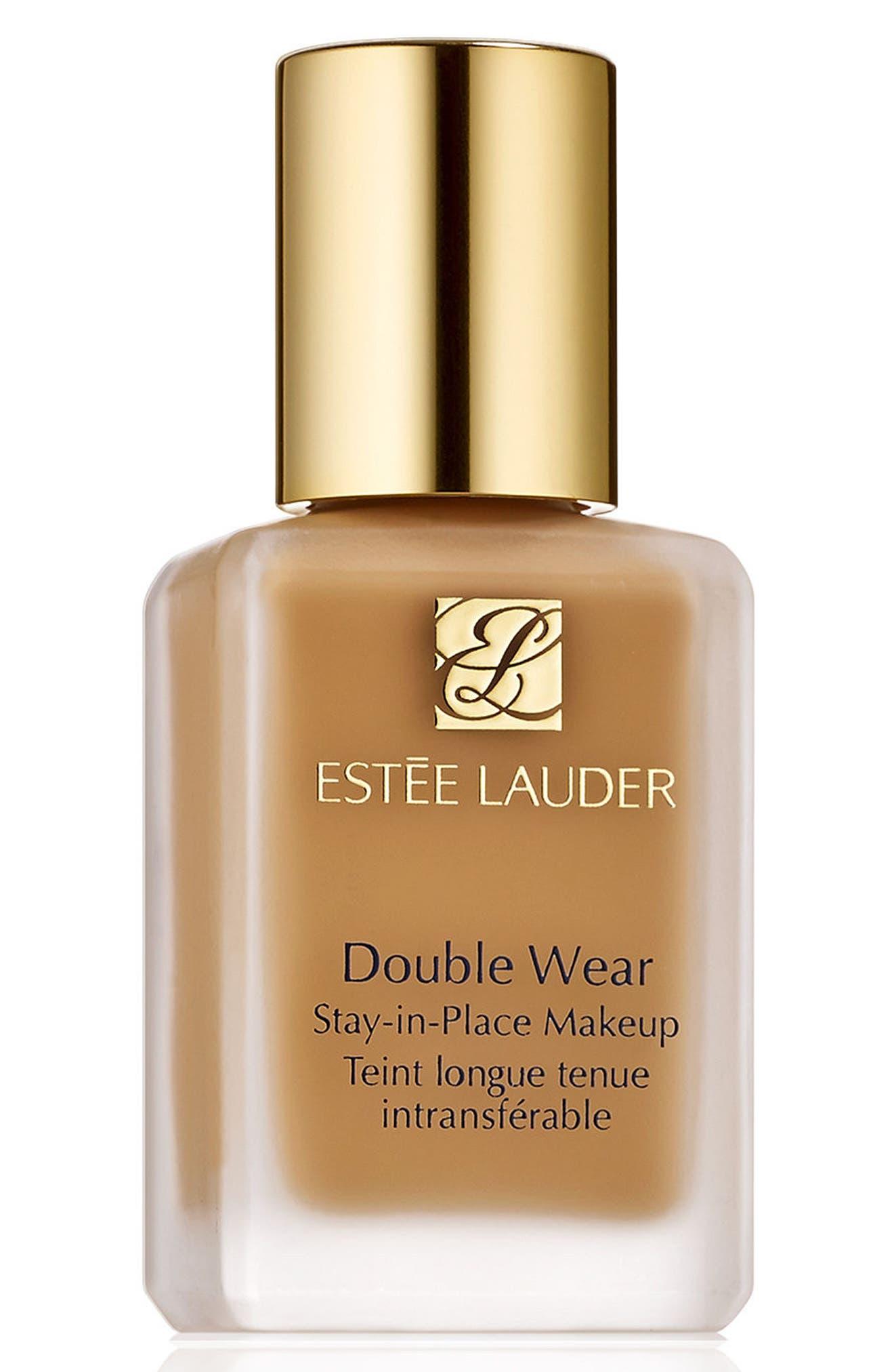 Estee Lauder Double Wear Stay-In-Place Liquid Makeup - 3N2 Wheat