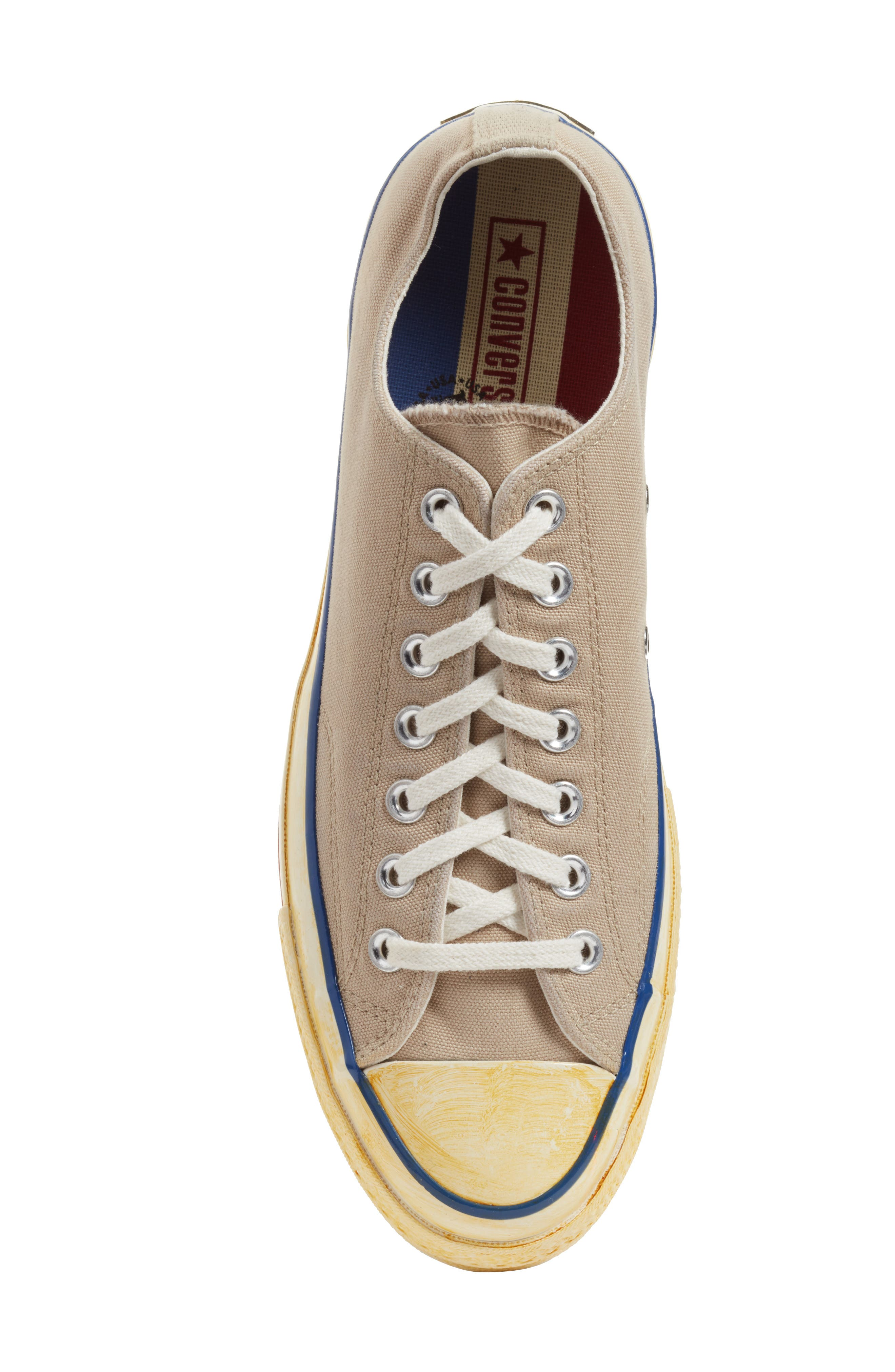 Chuck Taylor<sup>®</sup> All Star<sup>®</sup> 70 Low Top Sneaker,                             Alternate thumbnail 5, color,                             270