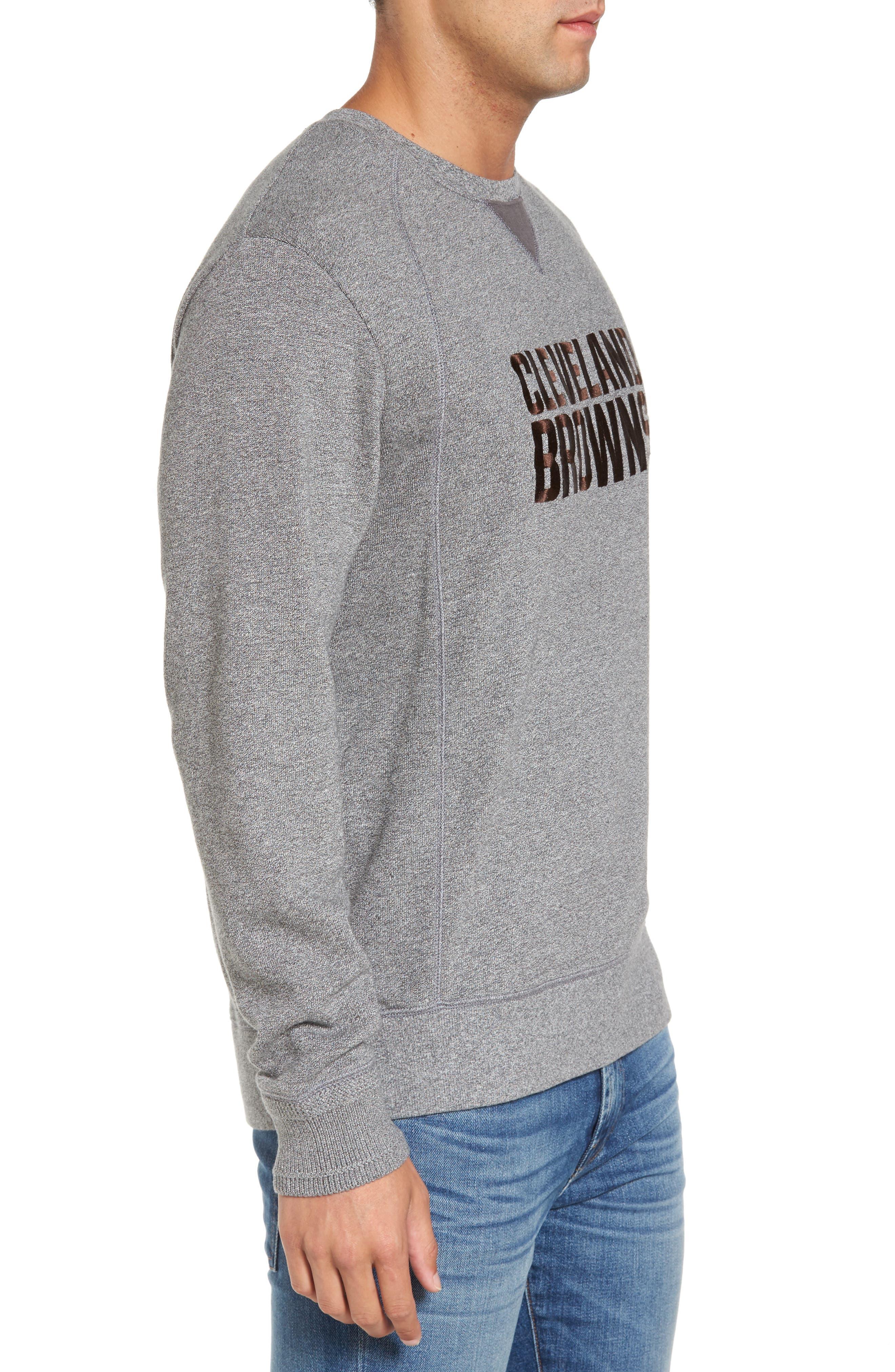 NFL Stitch of Liberty Embroidered Crewneck Sweatshirt,                             Alternate thumbnail 69, color,
