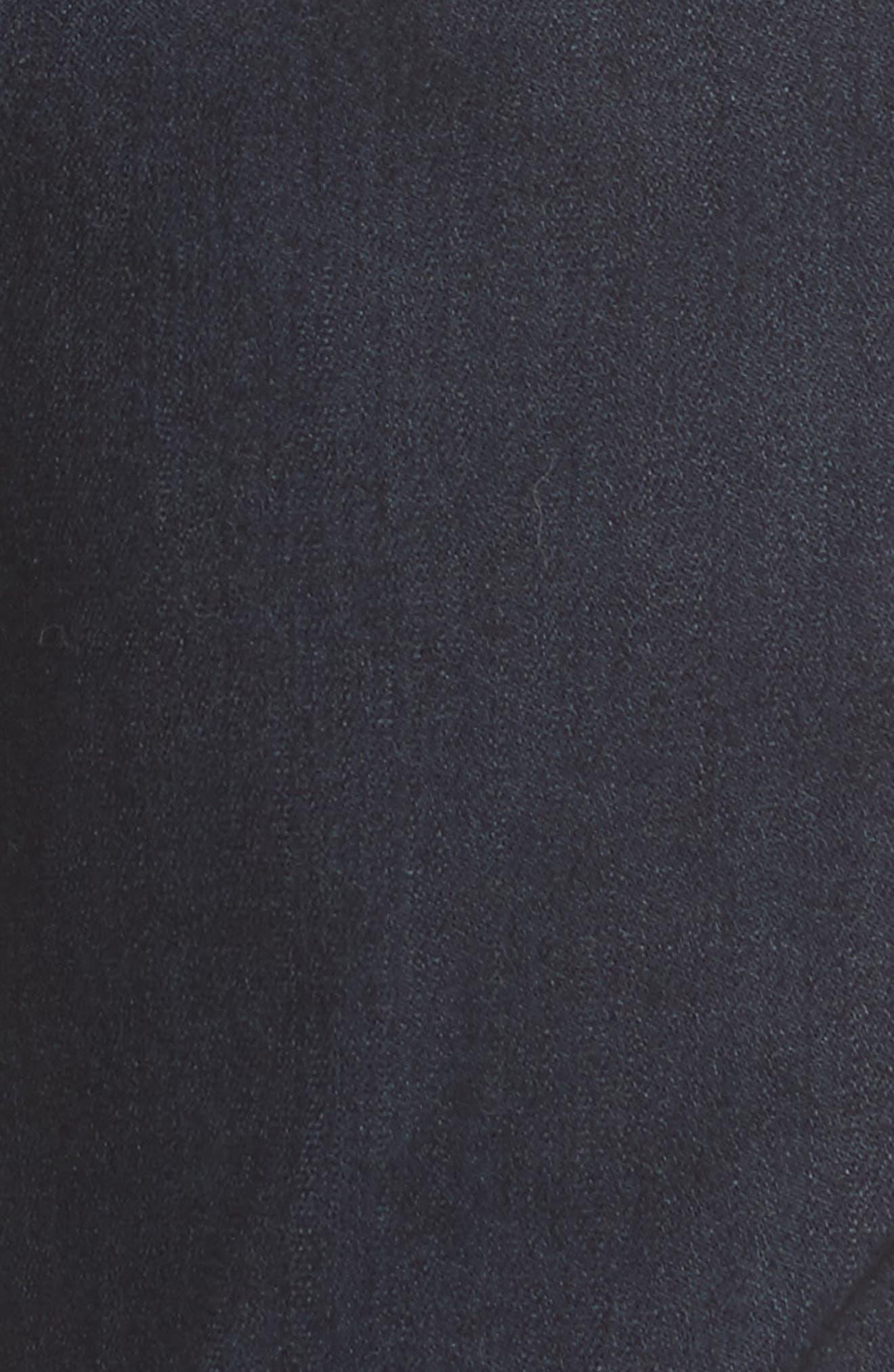 Transcend - Croft Skinny Fit Jeans,                             Alternate thumbnail 5, color,                             400