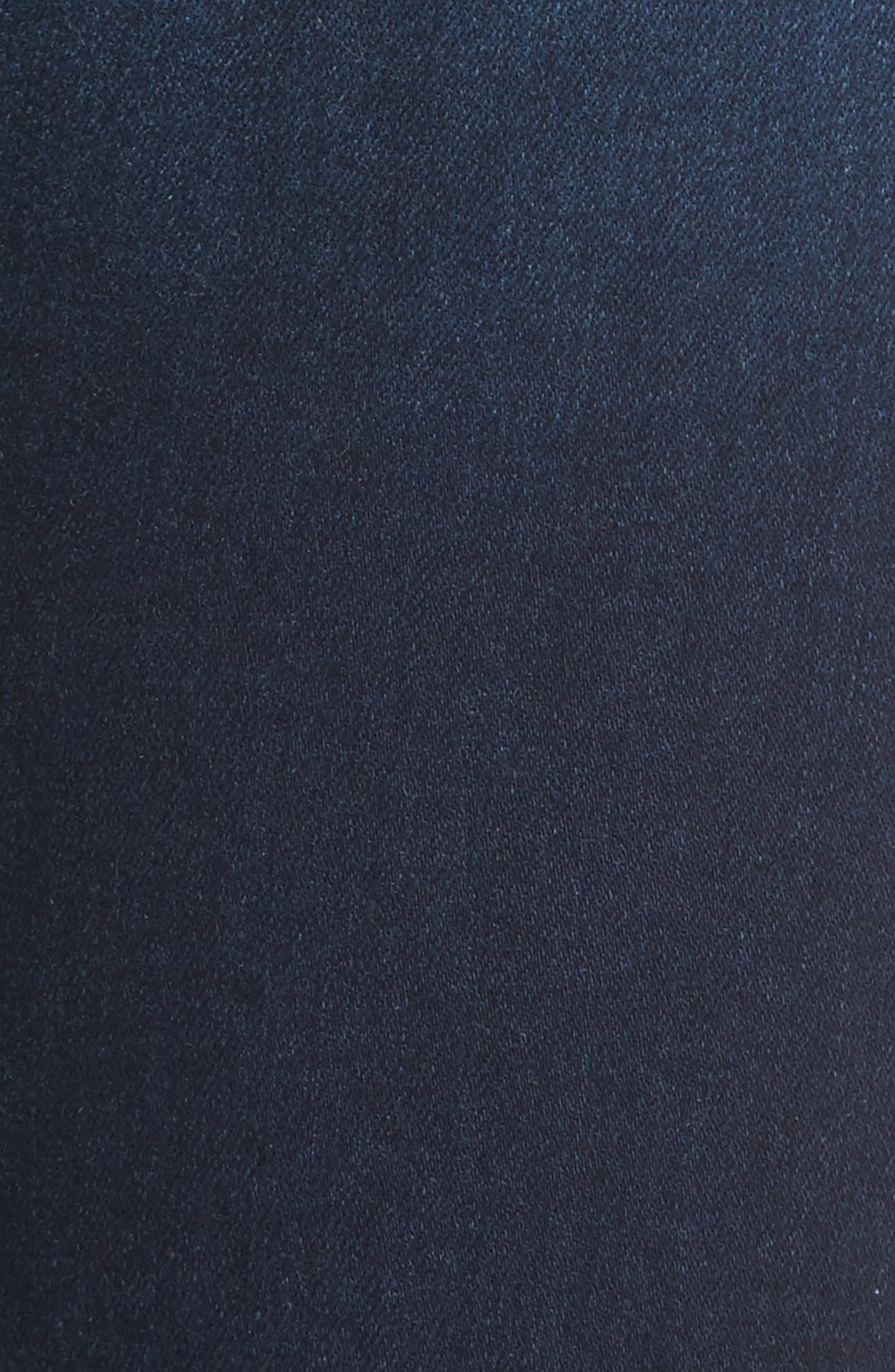Connie Step Hem Ankle Jeans,                             Alternate thumbnail 5, color,                             410