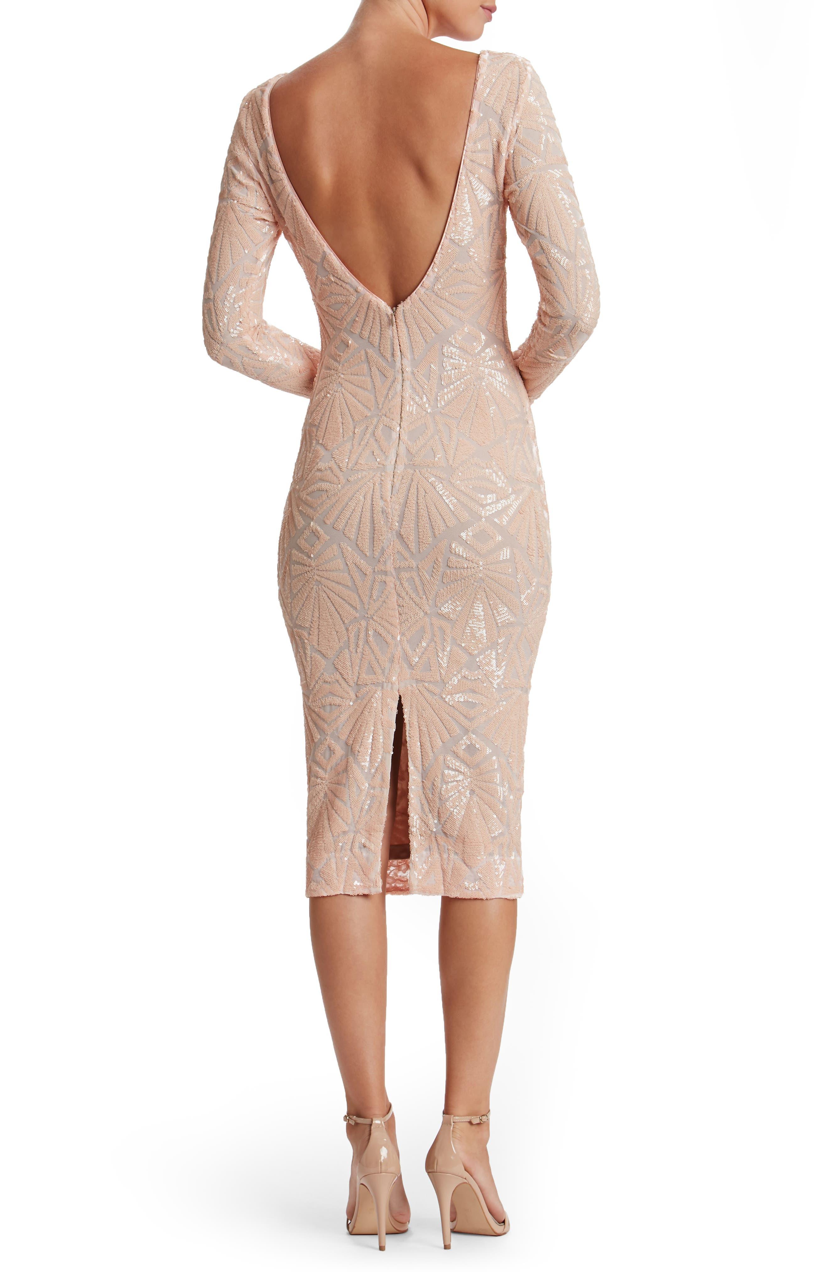 Emery Midi Dress,                             Alternate thumbnail 13, color,
