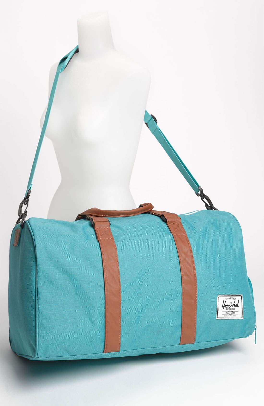 'Novel' Duffel Bag,                             Alternate thumbnail 124, color,