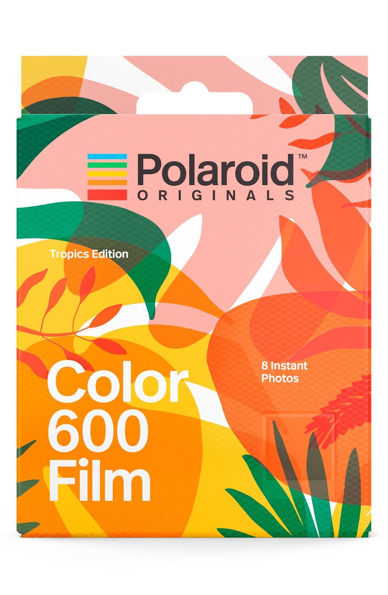 Tropics Edition 600 Color Instant Film,                             Alternate thumbnail 2, color,                             MULTI
