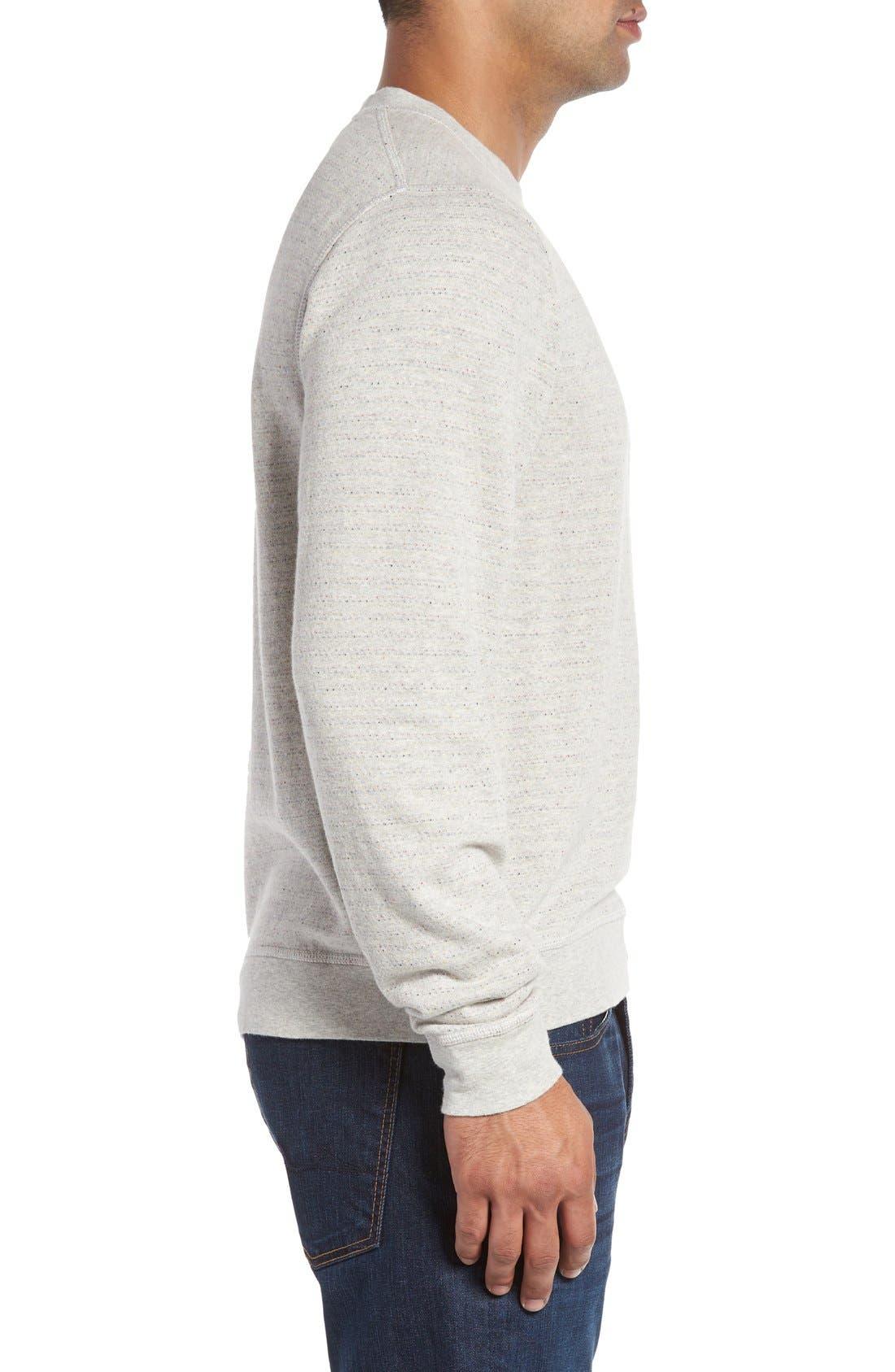 'Gleann' French Terry Crewneck Sweatshirt,                             Alternate thumbnail 2, color,                             250