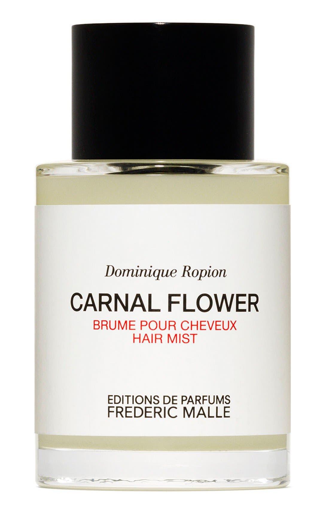 Editions de Parfums Frédéric Malle Carnal Flower Hair Mist,                         Main,                         color, NO COLOR