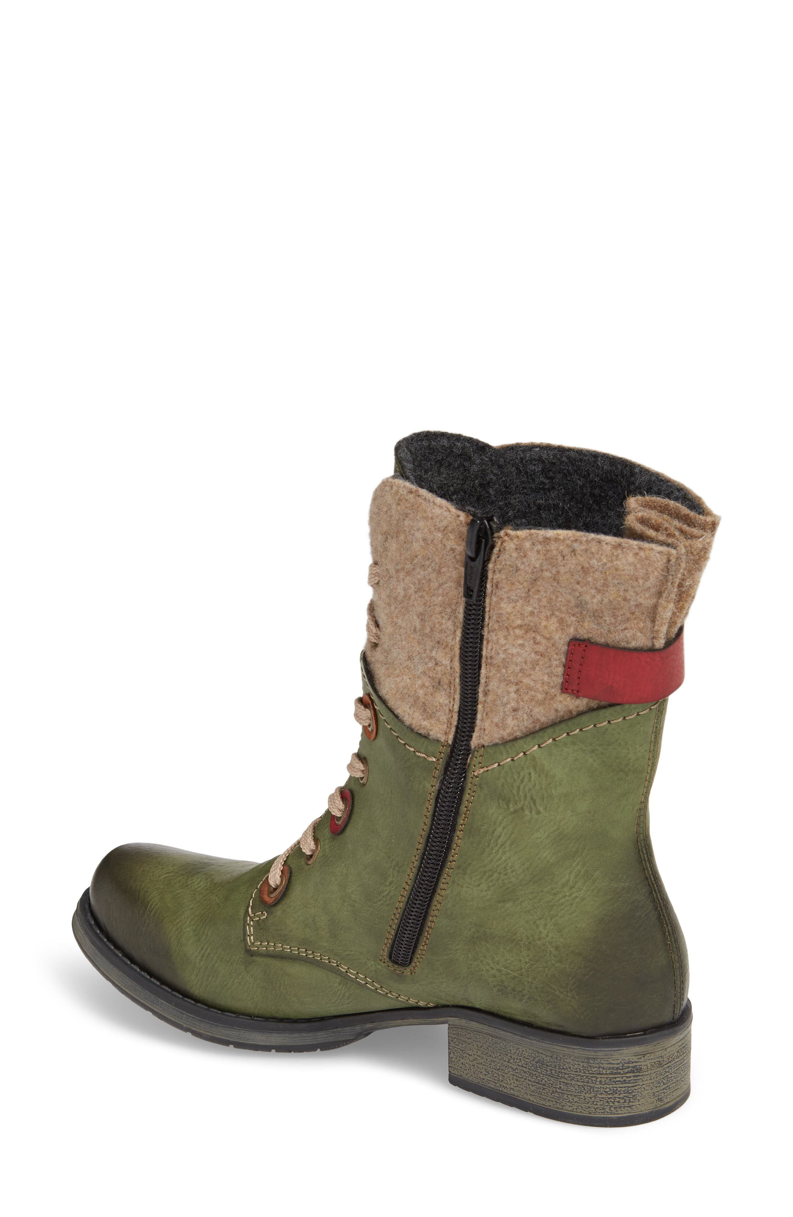 Fergie 43 Lace-Up Boot,                             Alternate thumbnail 2, color,