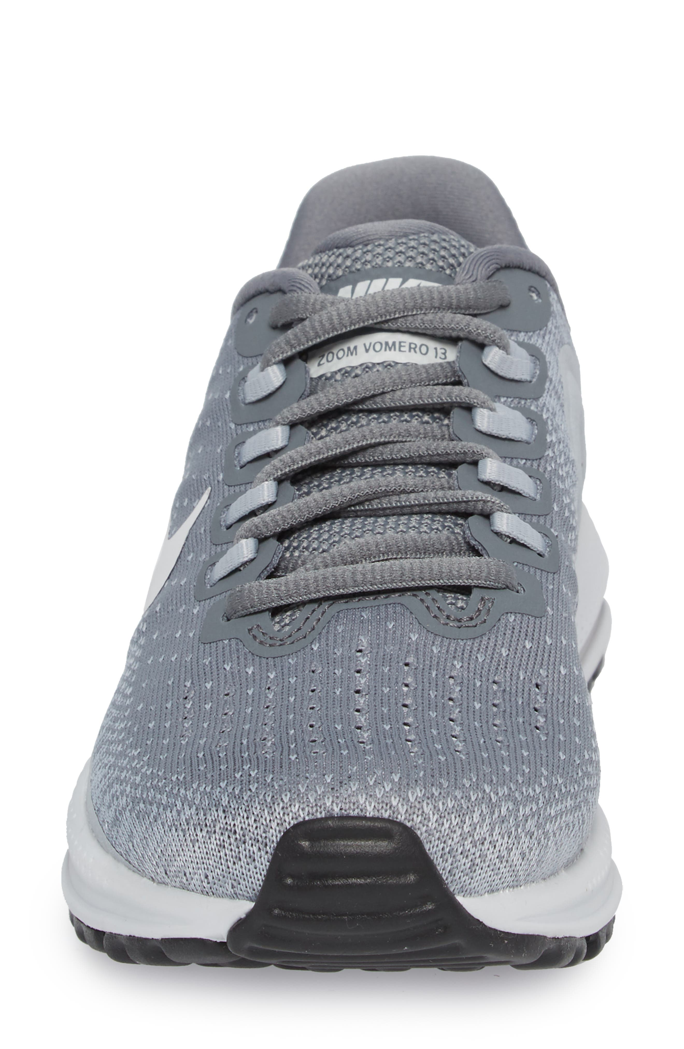 Air Zoom Vomero 13 Running Shoe,                             Alternate thumbnail 4, color,                             023