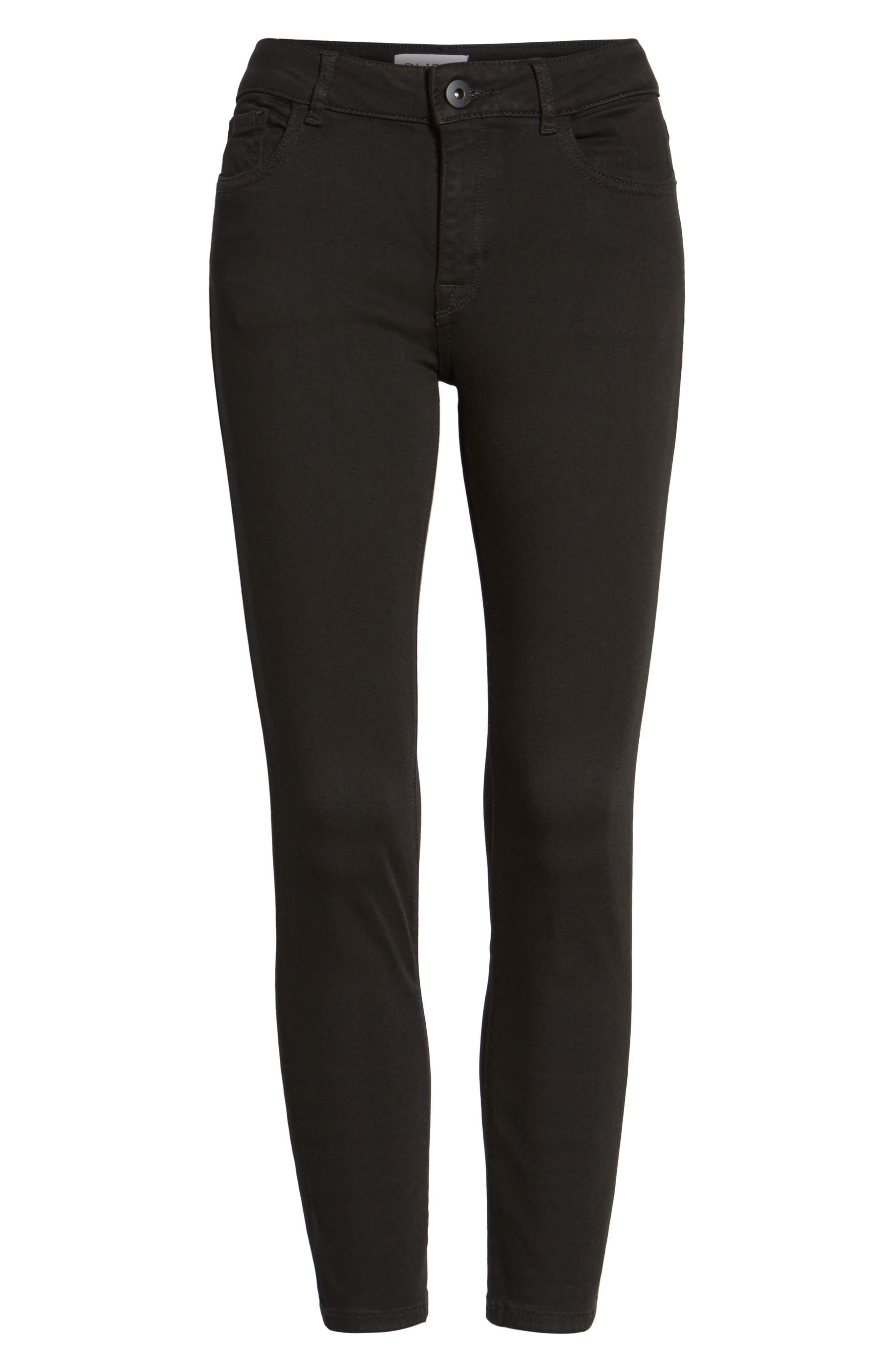 Florence Instasculpt Crop Skinny Jeans,                         Main,                         color, HAIL