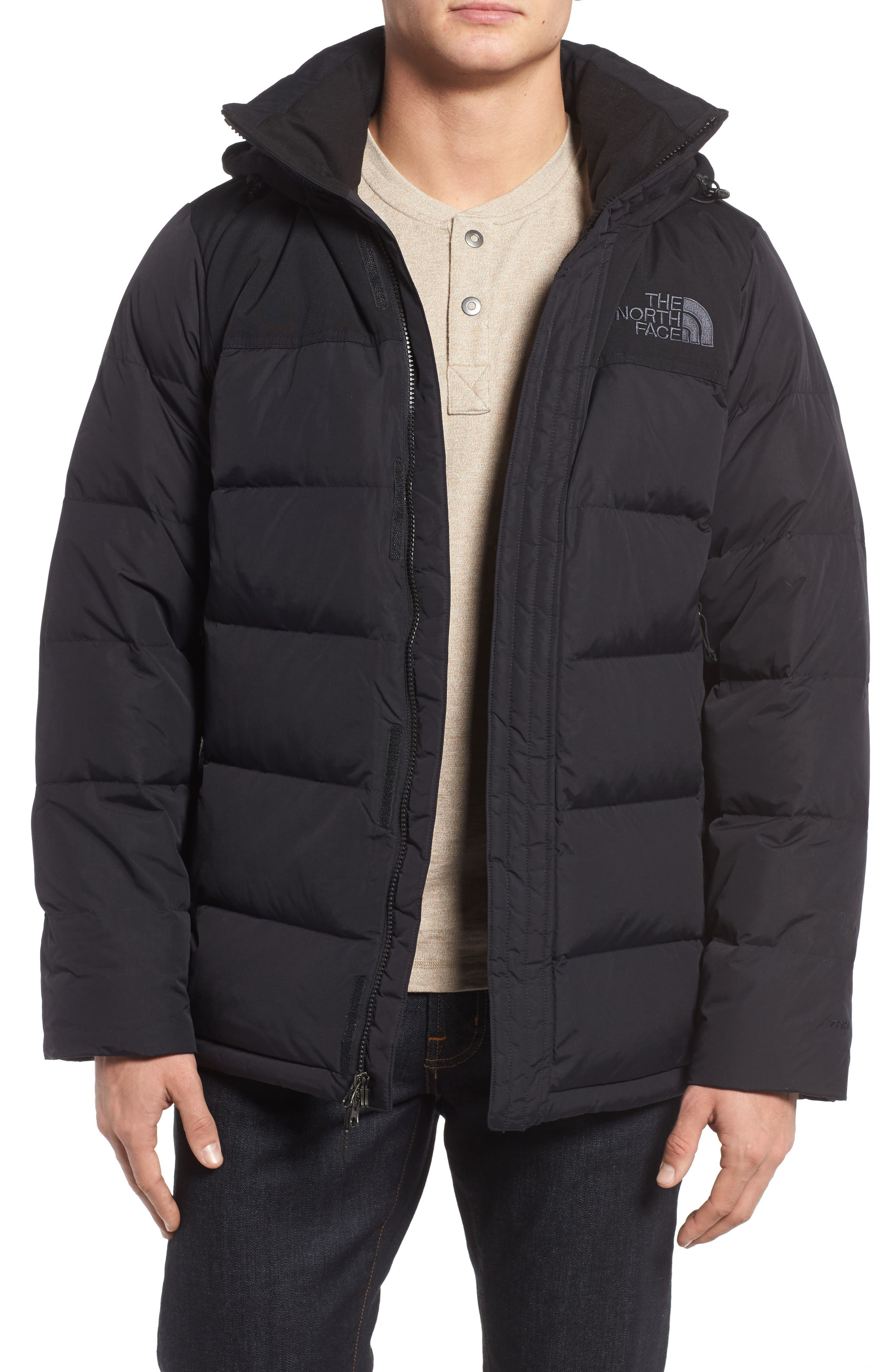Nuptse Ridge Down Jacket,                             Main thumbnail 3, color,