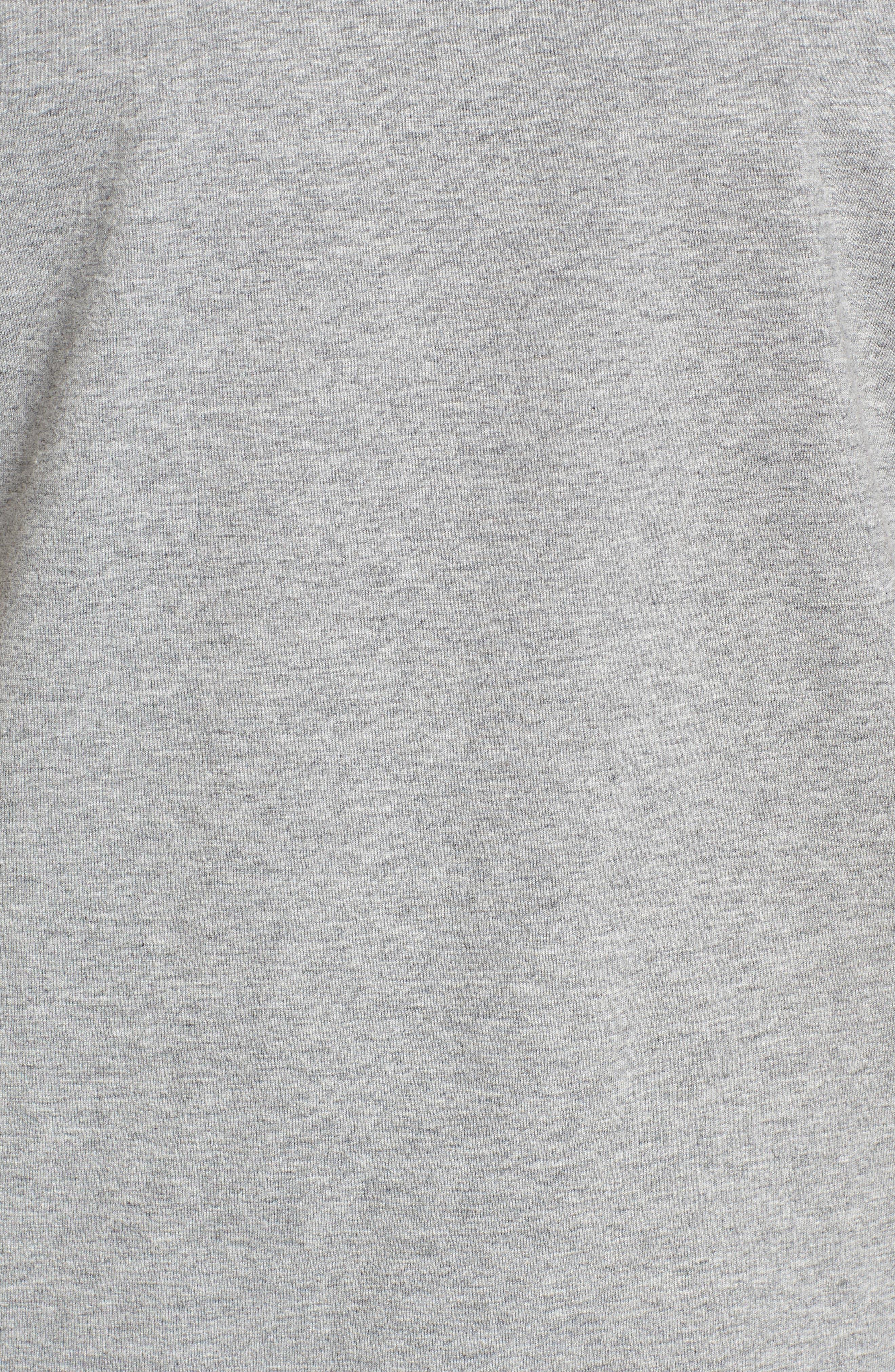 Extra Trim Fit Cotton Ringer T-Shirt,                             Alternate thumbnail 32, color,