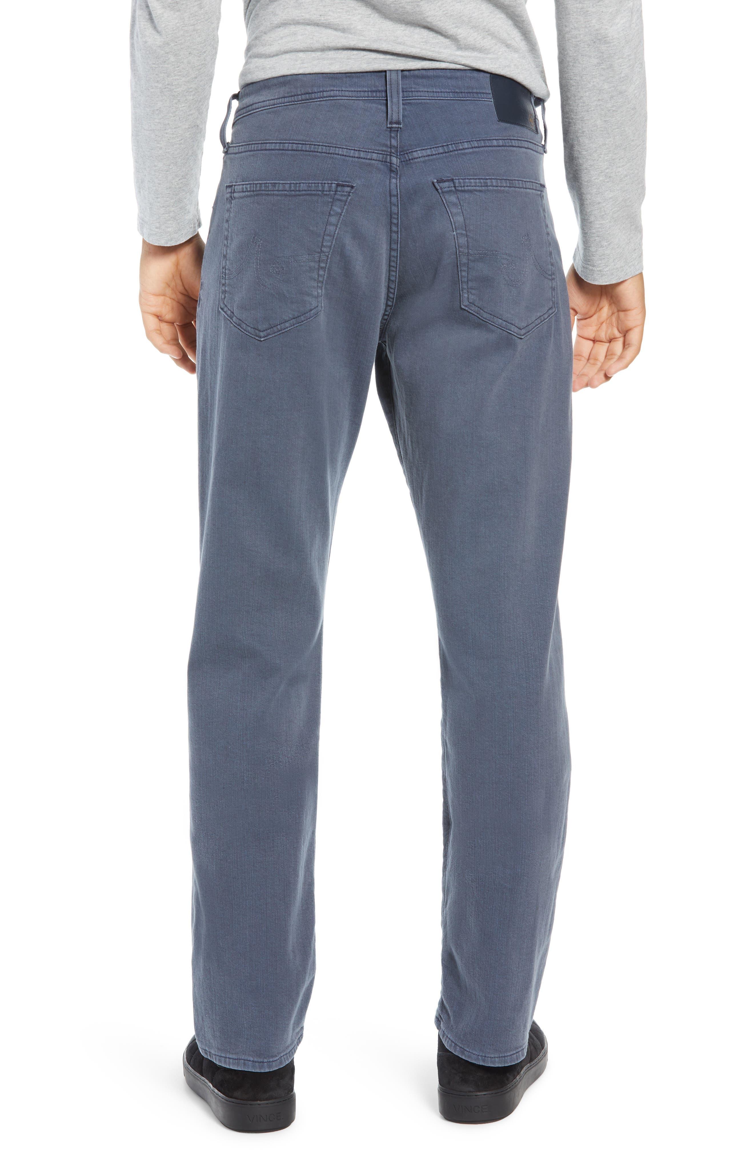 Graduate Slim Straight Leg Jeans,                             Alternate thumbnail 2, color,                             FLUXING TIDES