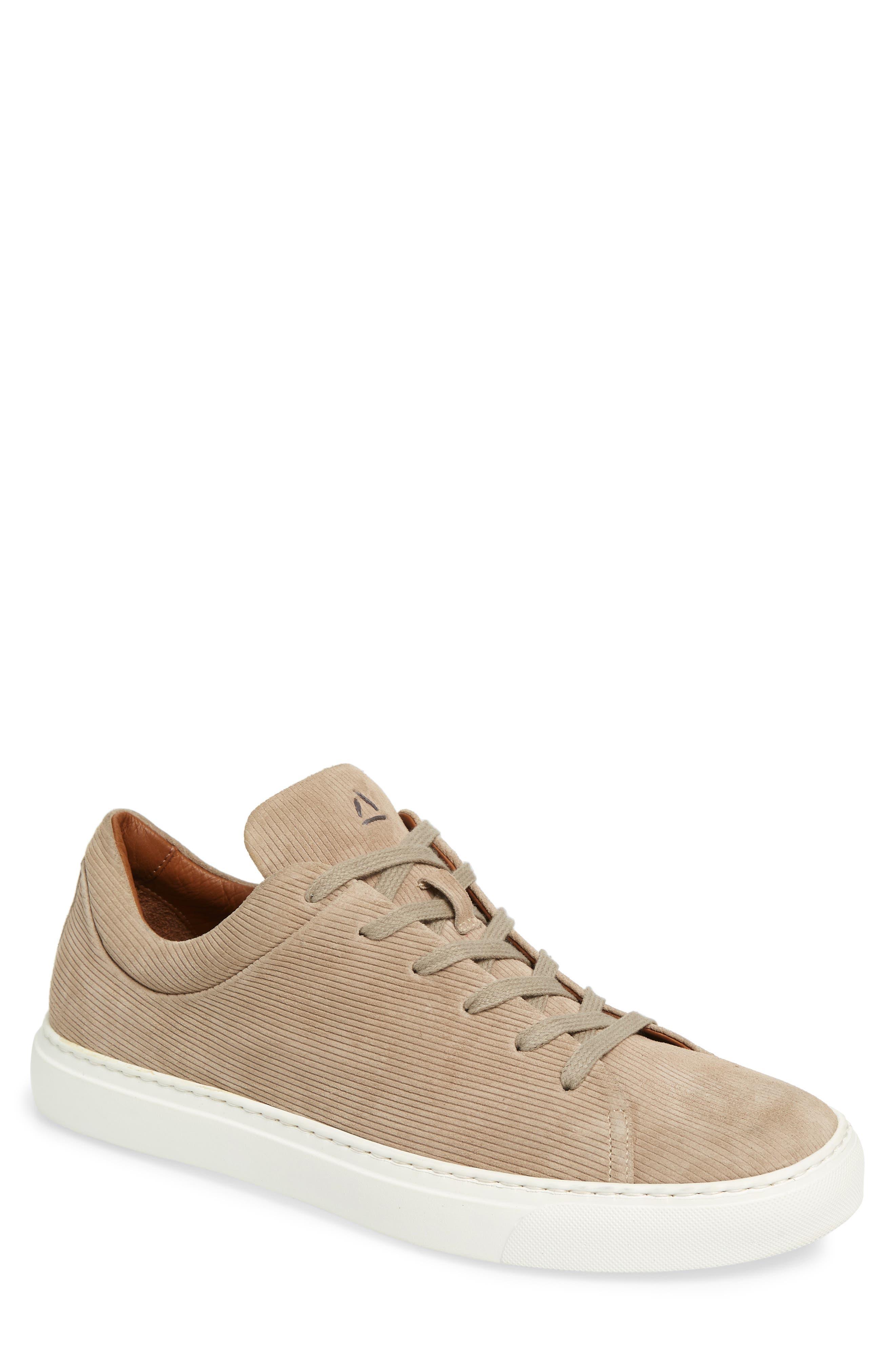 Alaric Sneaker,                             Main thumbnail 1, color,                             SAND
