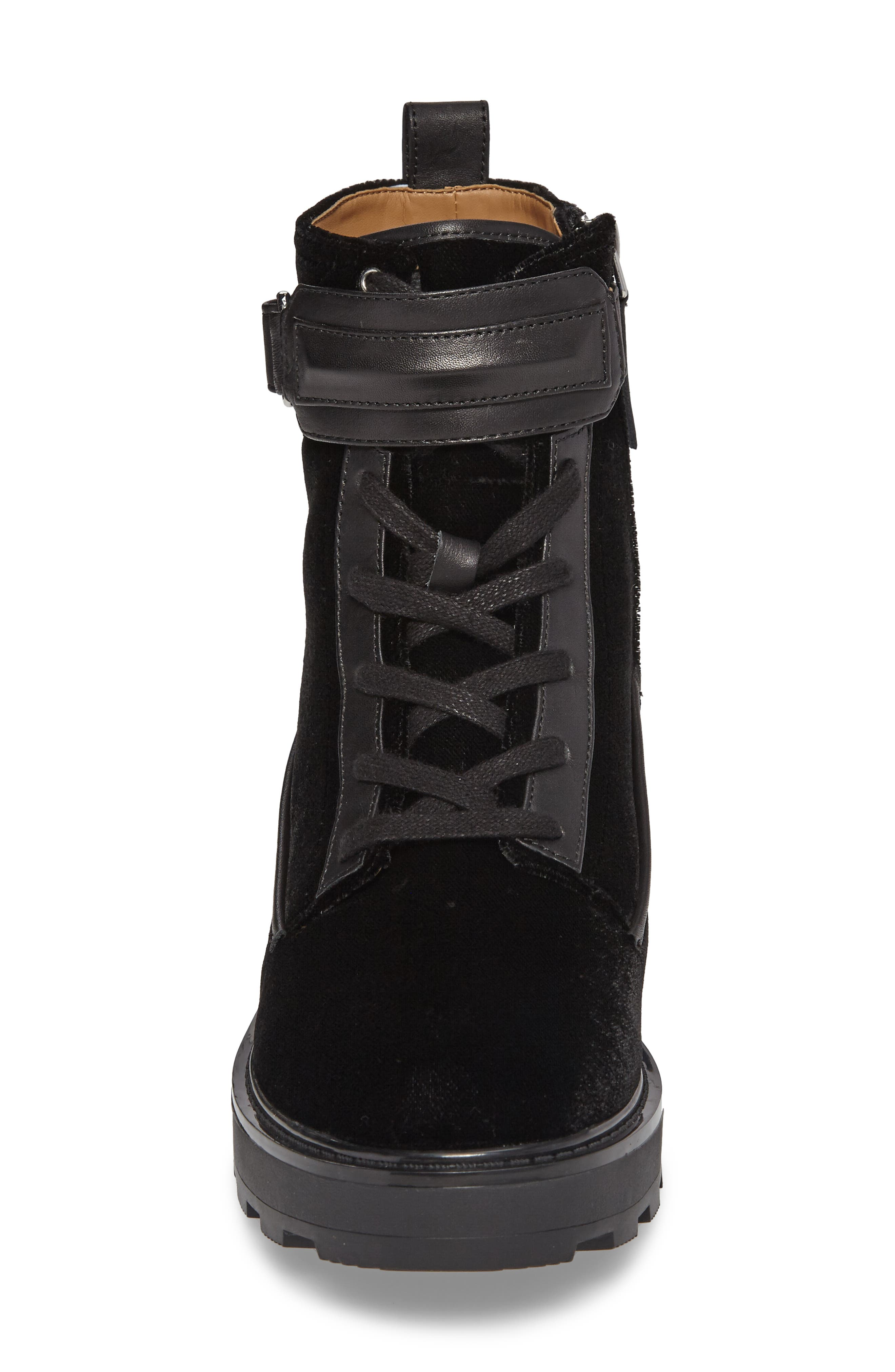 Vanora Boot,                             Alternate thumbnail 4, color,                             001