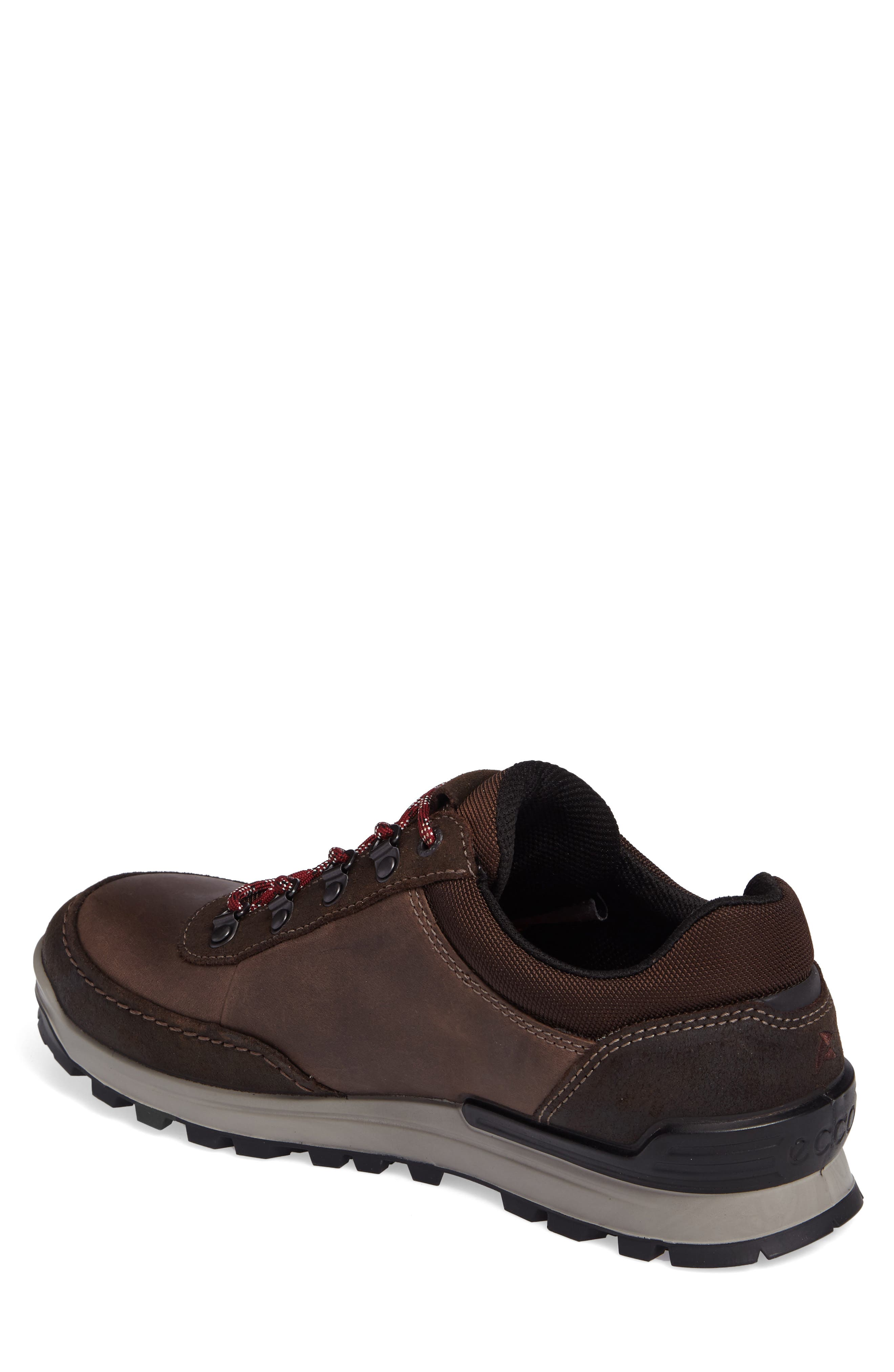 Oregon Sneaker,                             Alternate thumbnail 2, color,                             COFFEE NUBUCK