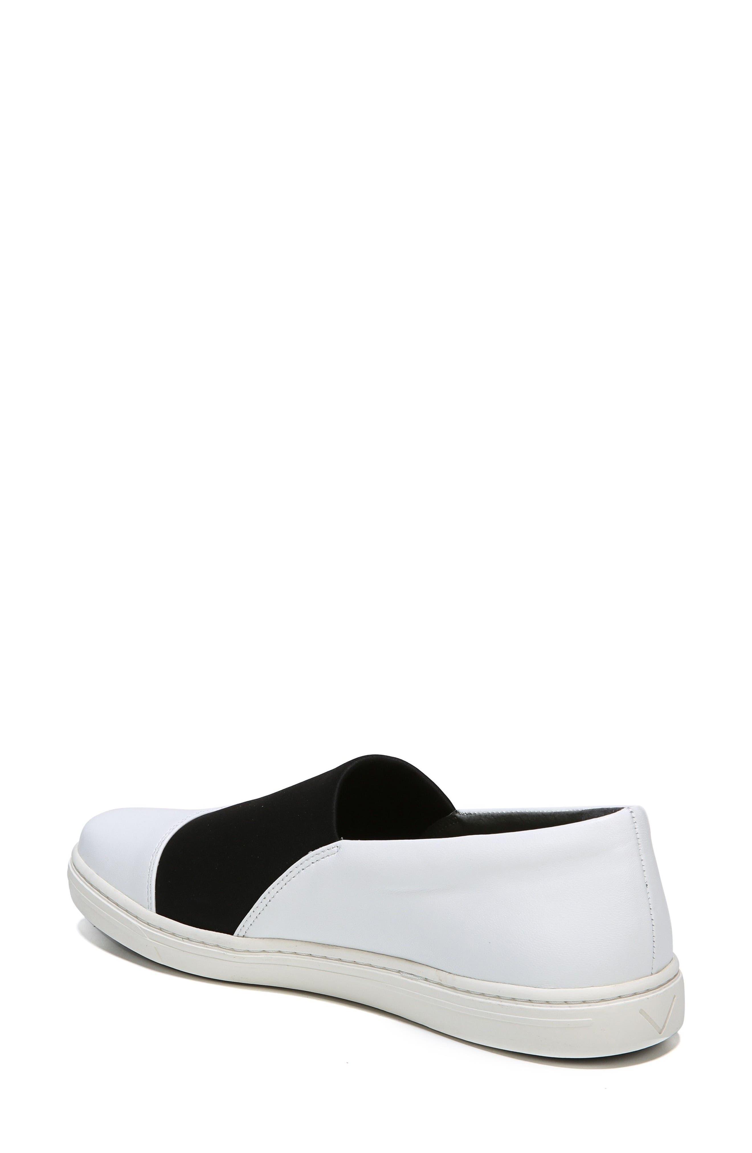 Raine Slip-On Sneaker,                             Alternate thumbnail 2, color,                             002