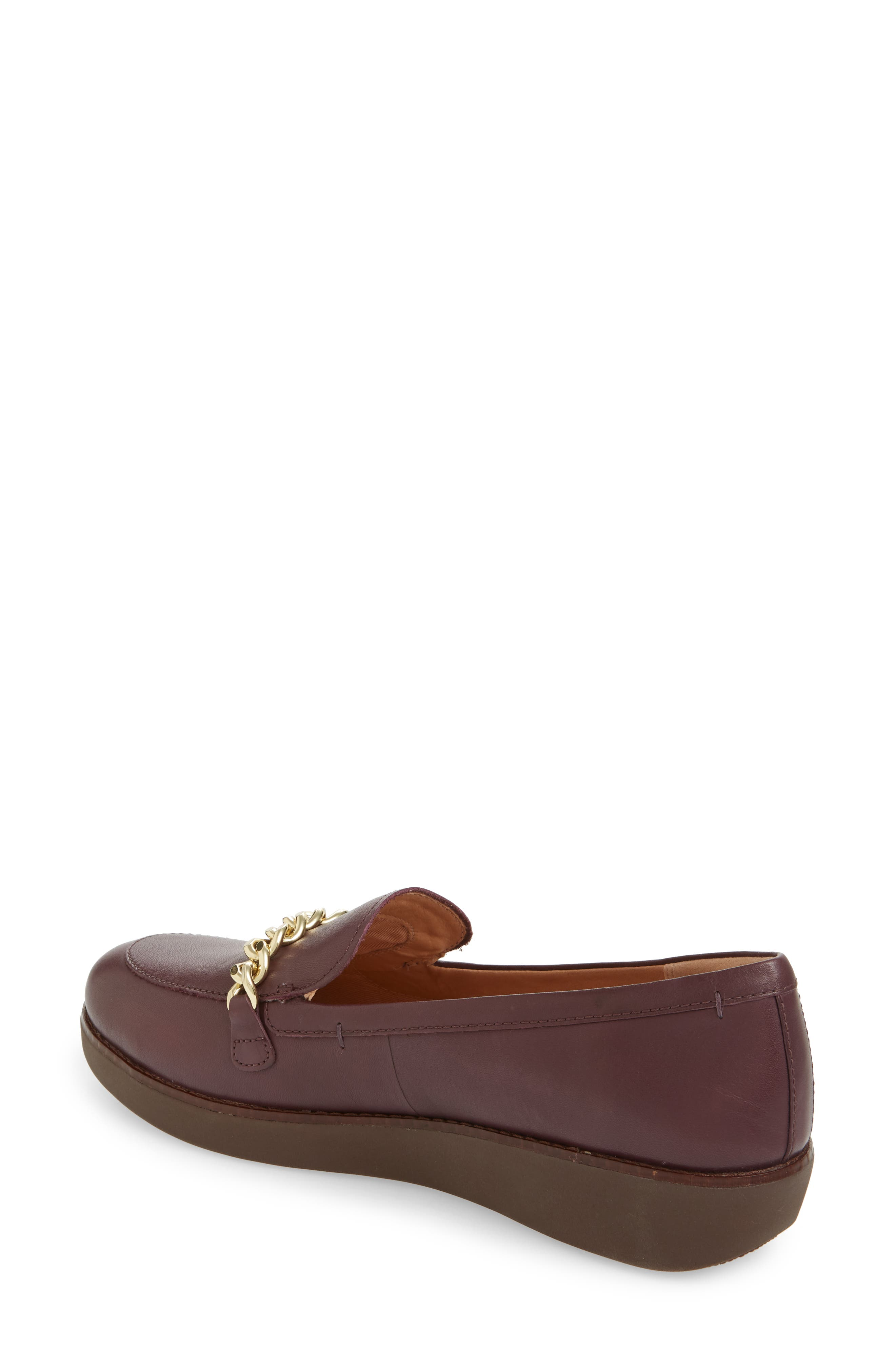 FITFLOP,                             Petrina Chain Loafer,                             Alternate thumbnail 2, color,                             547