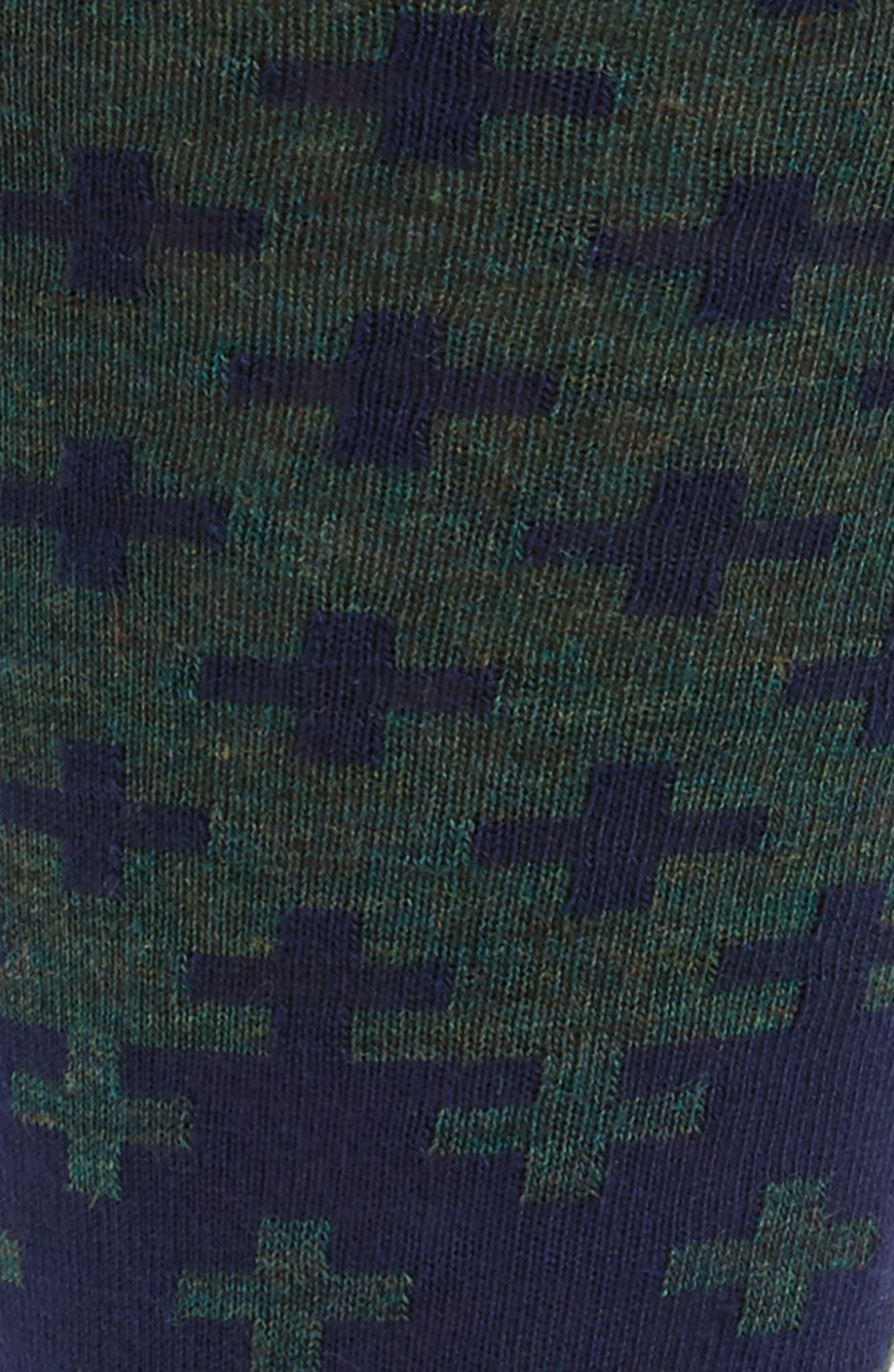 Cross Socks,                             Alternate thumbnail 4, color,