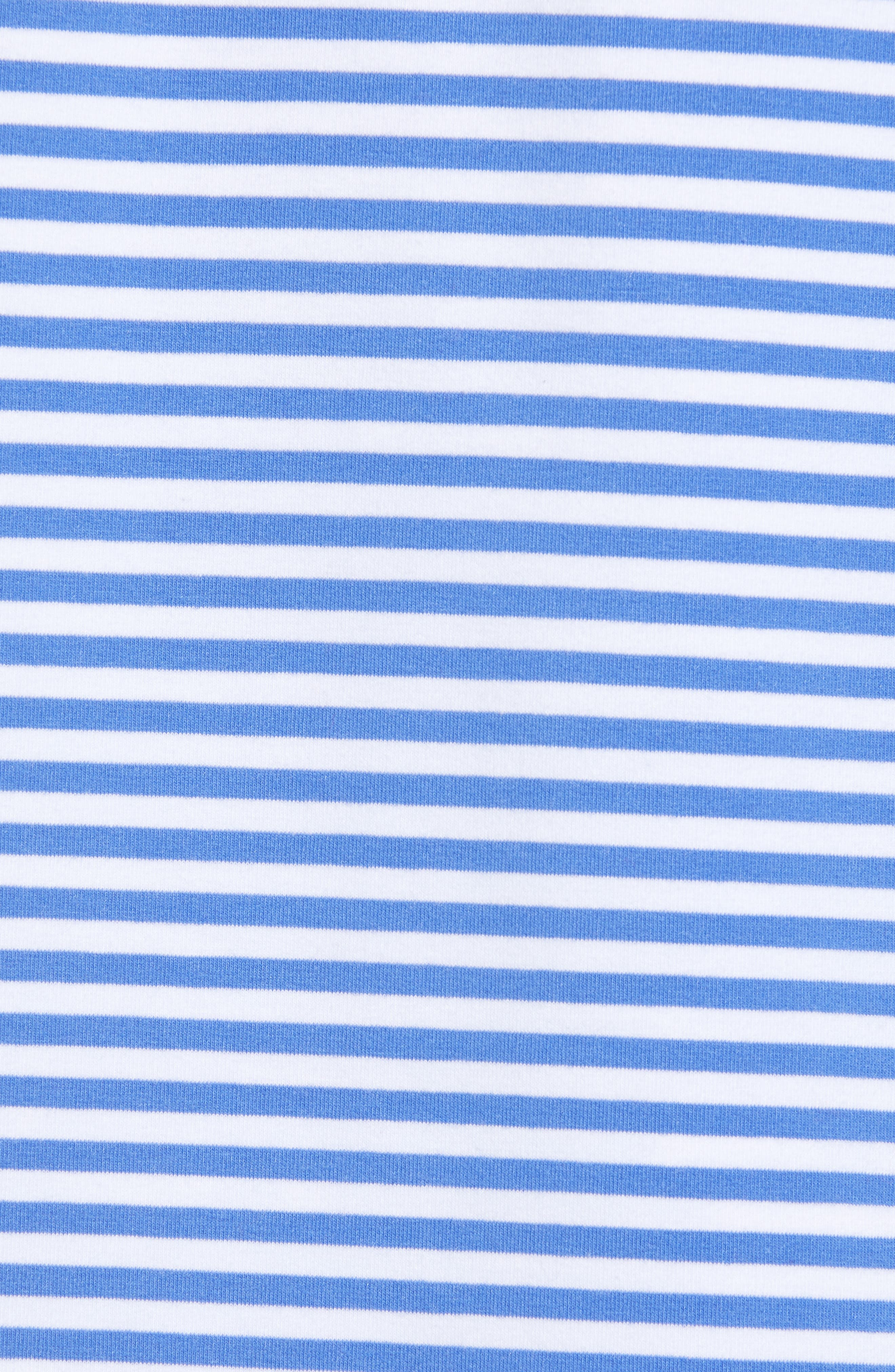 Stripe Whale Hoodie,                             Alternate thumbnail 5, color,                             477