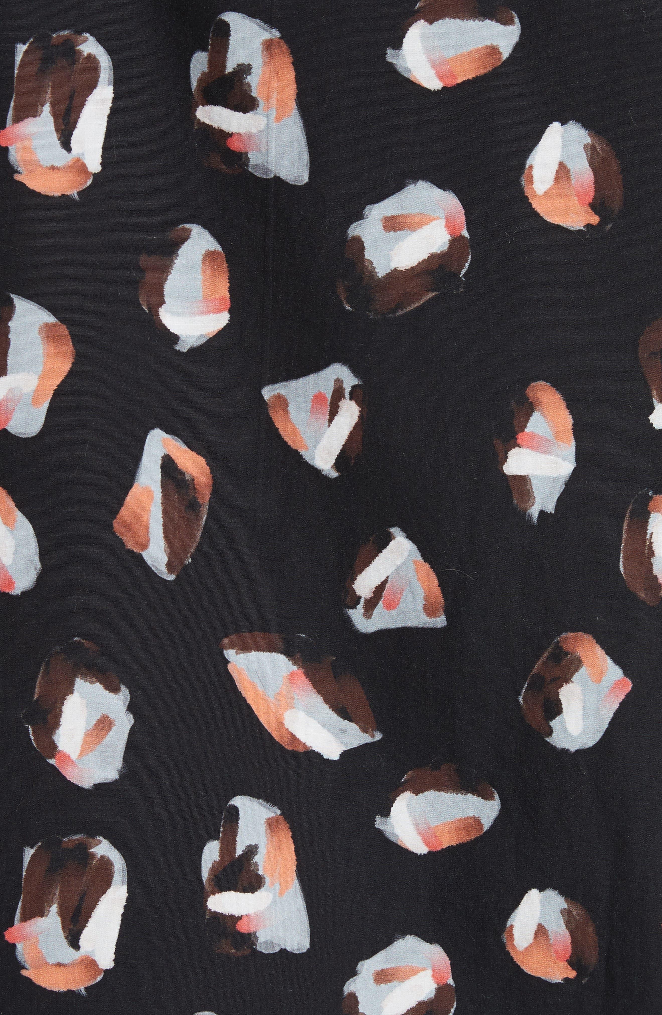 Crosby Spots Woven Shirt,                             Alternate thumbnail 9, color,