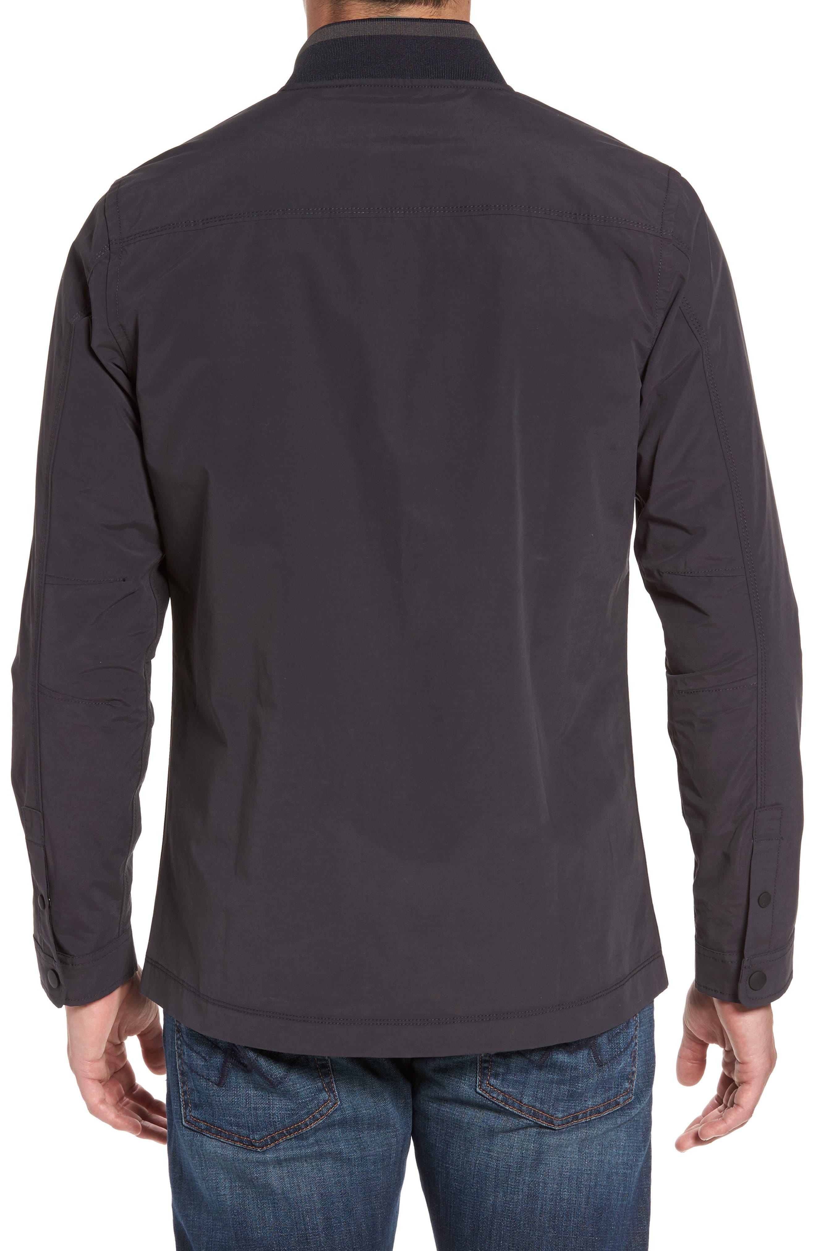Jarvis Coated Cotton Blend Jacket,                             Alternate thumbnail 2, color,                             412