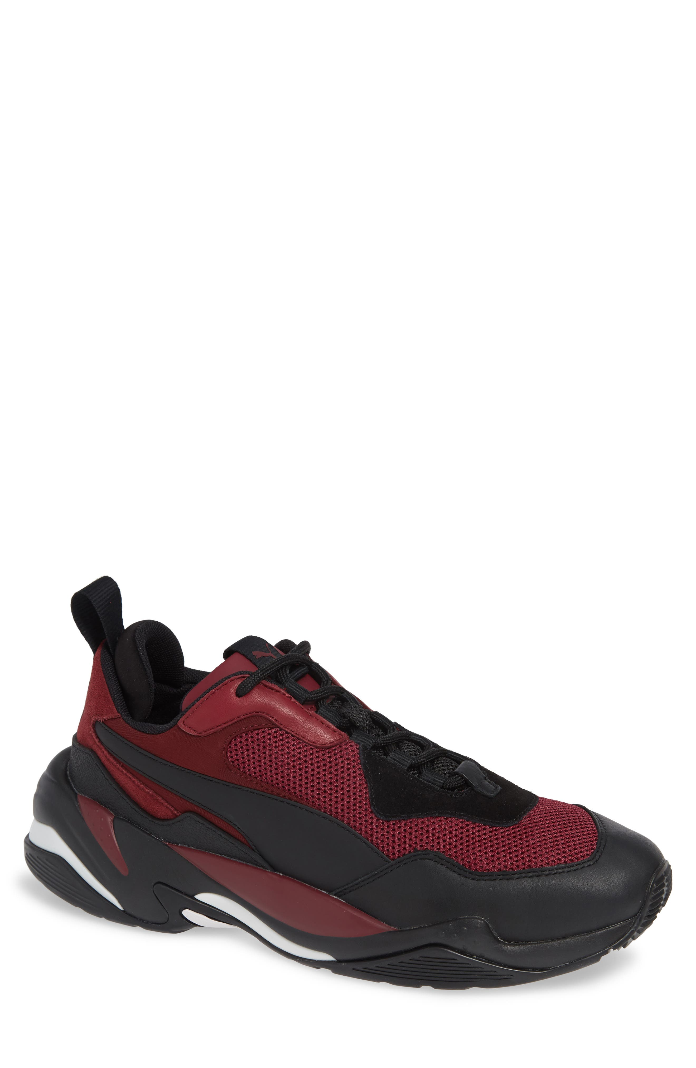 Thunder Spectra Sneaker,                             Main thumbnail 1, color,                             RHODODENDRON/ BLACK